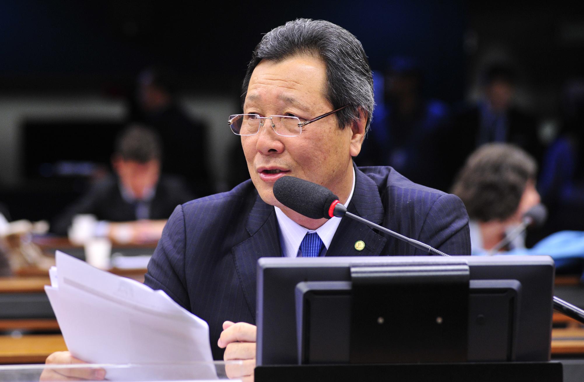 Audiência Pública e Reunião Ordinária. Dep. Luiz Nishimori (PR-PR)