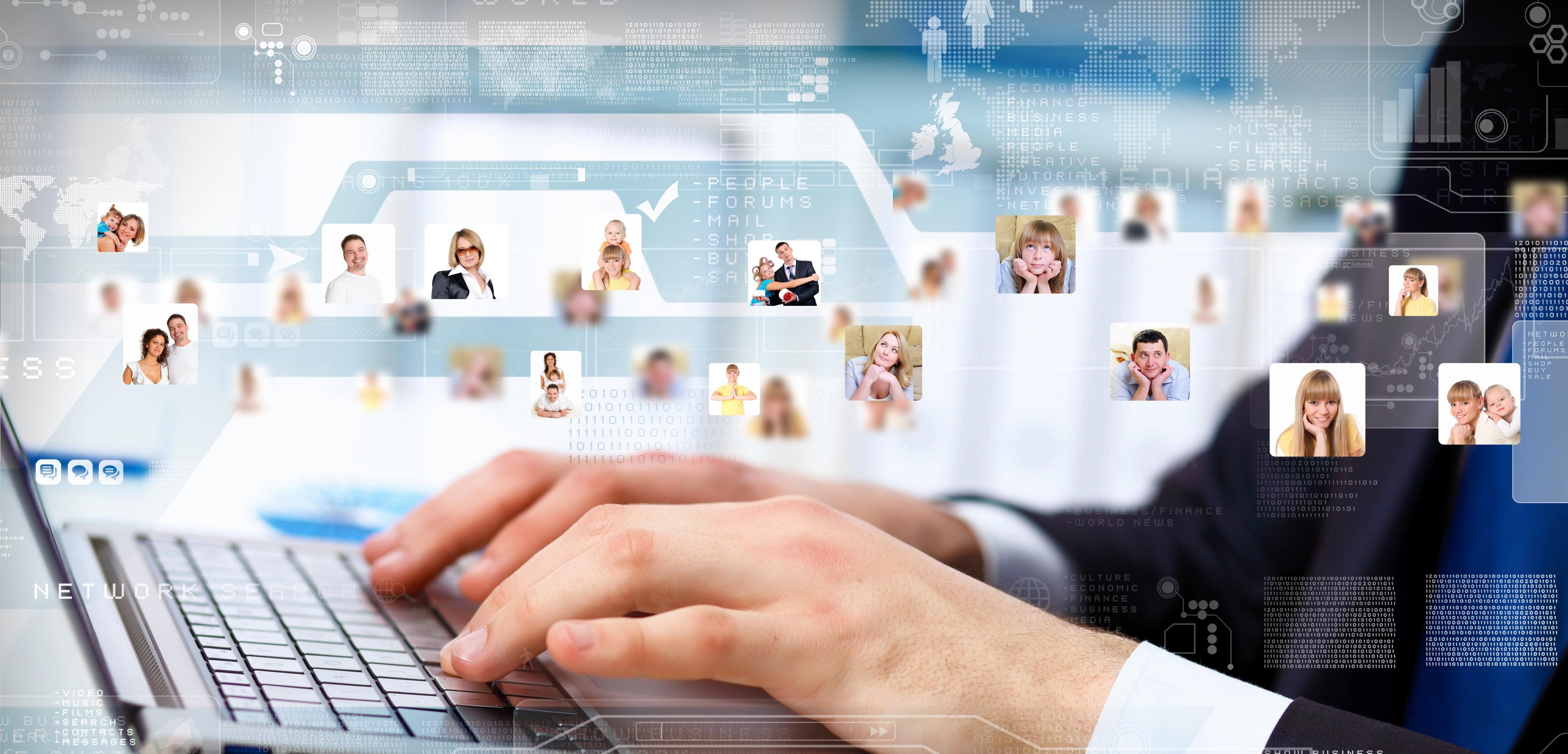 Comunicação - internet - acesso à informação