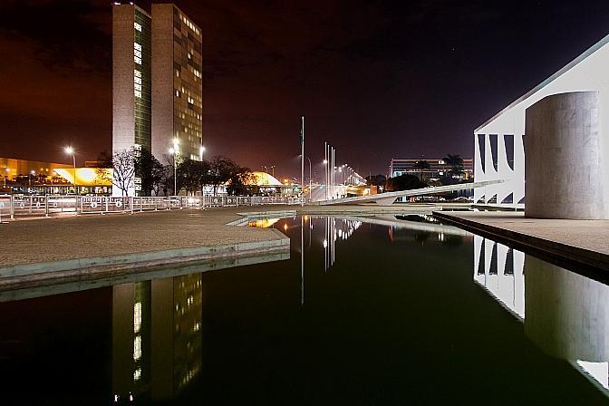 Brasília - geral - Congresso Nacional Palácio do Planalto Executivo Legislativo