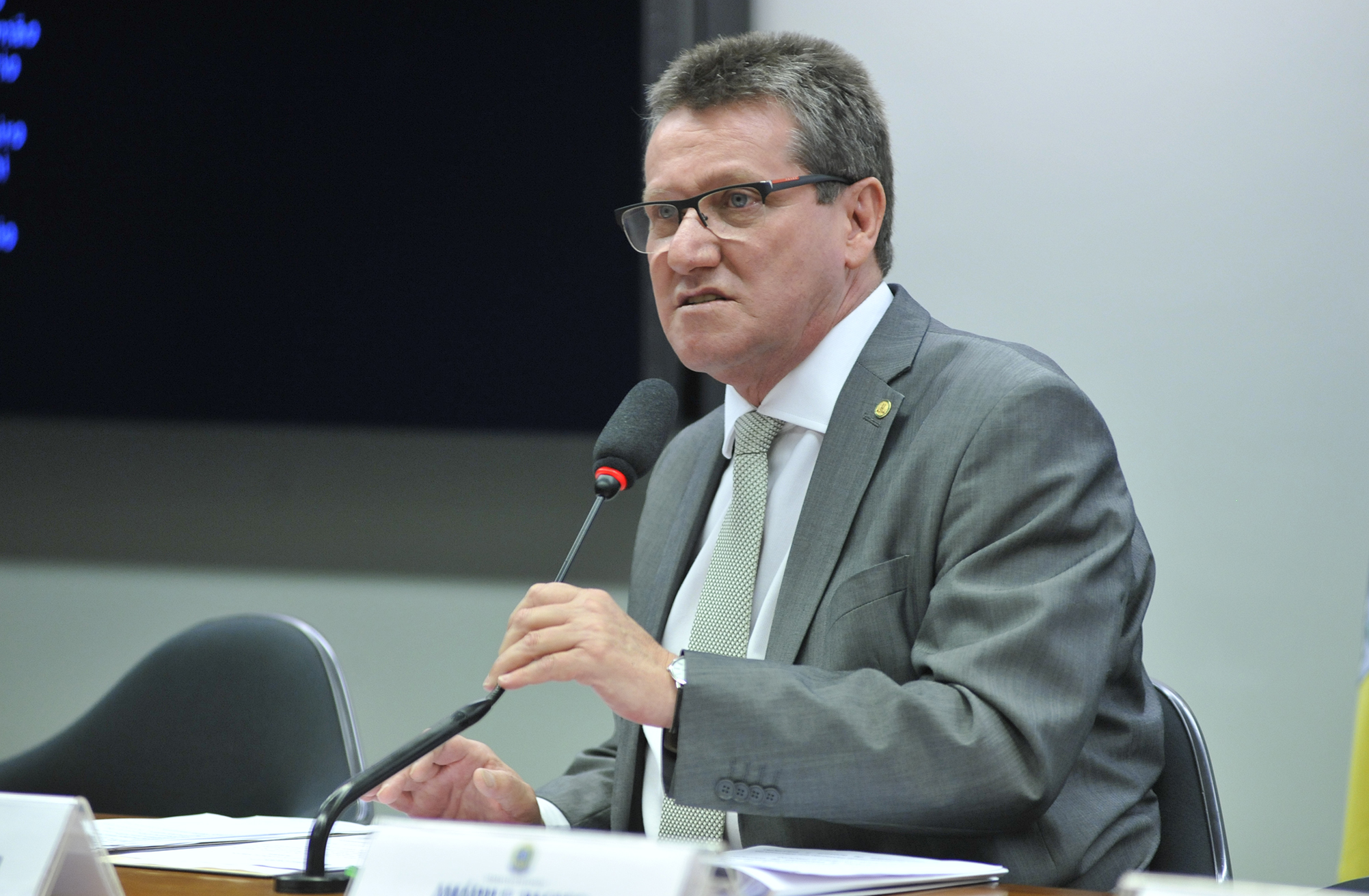Audiência pública sobre as fontes de Financiamentos para os Estudantes da Educação Superior Privada no País. Dep. Giuseppe Vecci (PSDB-GO)