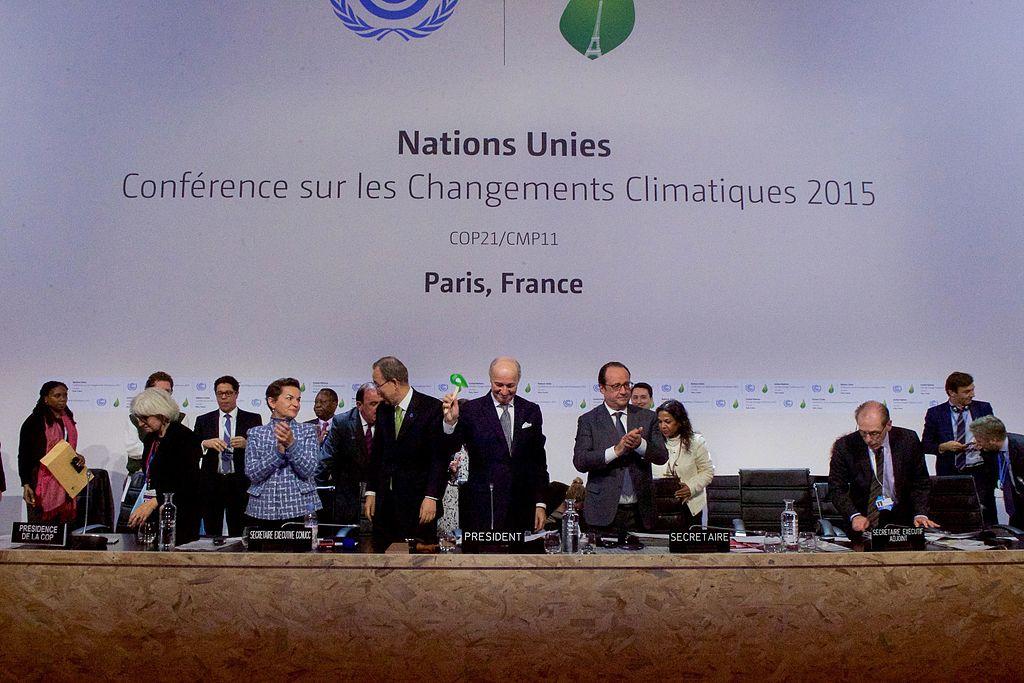 Relações Exteriores - geral - meio ambiente - clima - Acordo de Paris
