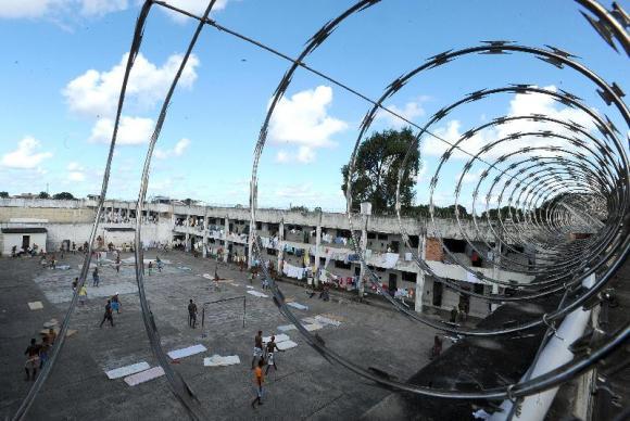 Segurança Pública - presídio -guerras de faccções - amazonas - roraima - prisão - rebelião