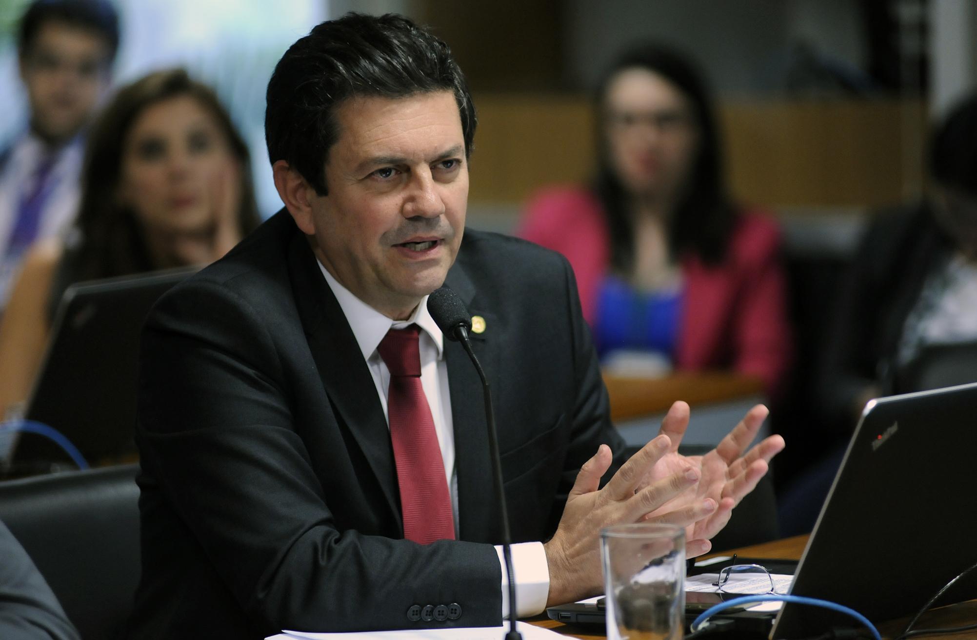 Instalação e eleição do Presidente, do Vice e do Relator. Dep. Otávio Leite (PSDB - RJ)