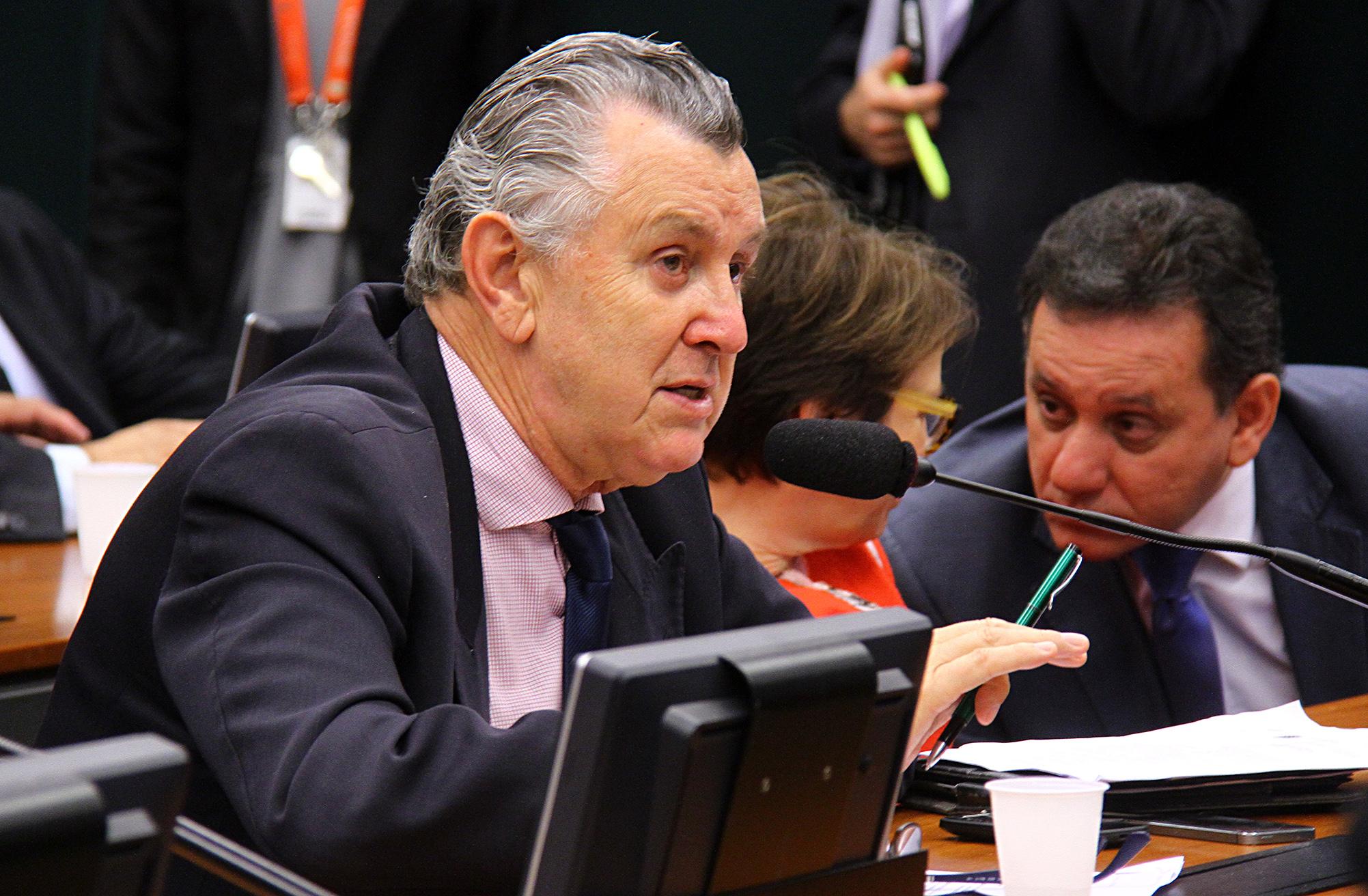 Reunião Ordinária. Dep. Luis Carlos Heinze (PP-RS)