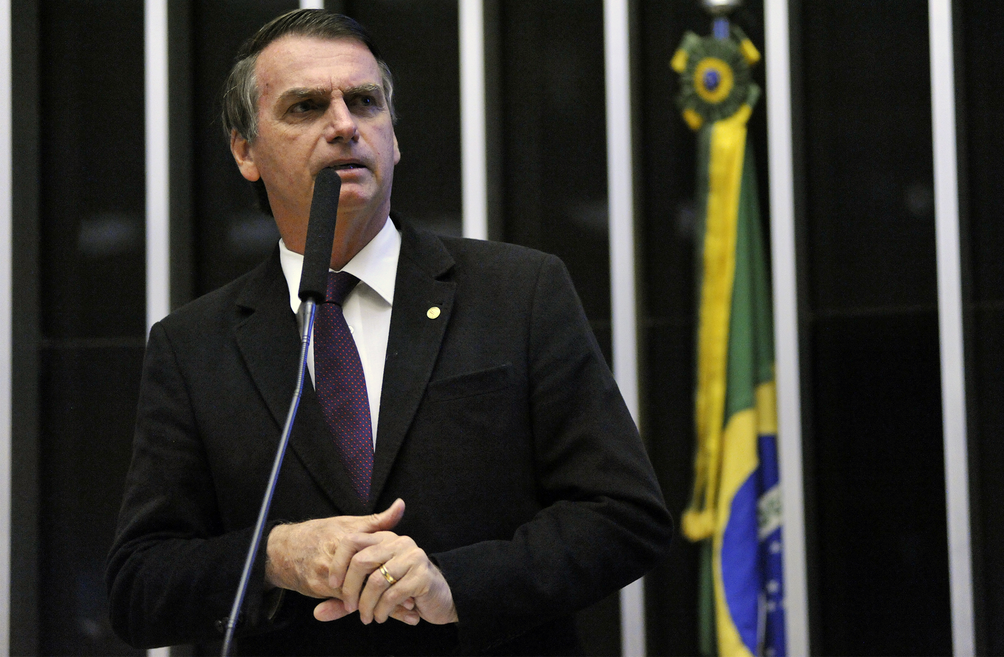 Homenagem aos 65 Anos do Esquadrão de Demonstração Aérea – EDA - Esquadrilha da Fumaça. Dep. Jair Bolsonaro (PSC - RJ)