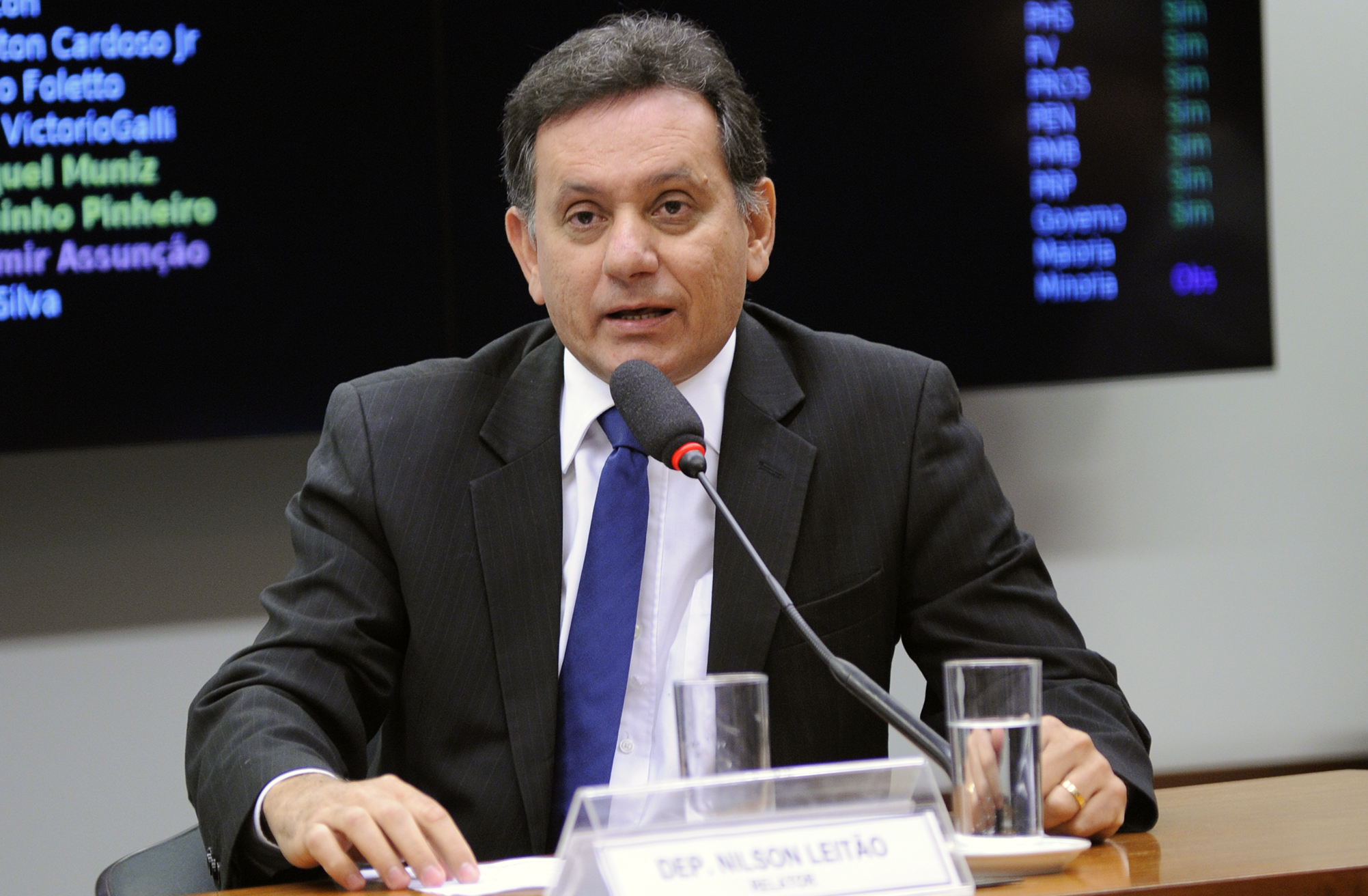 Reunião Ordinária. Dep. Nilson Leitão (PSDB - MT)