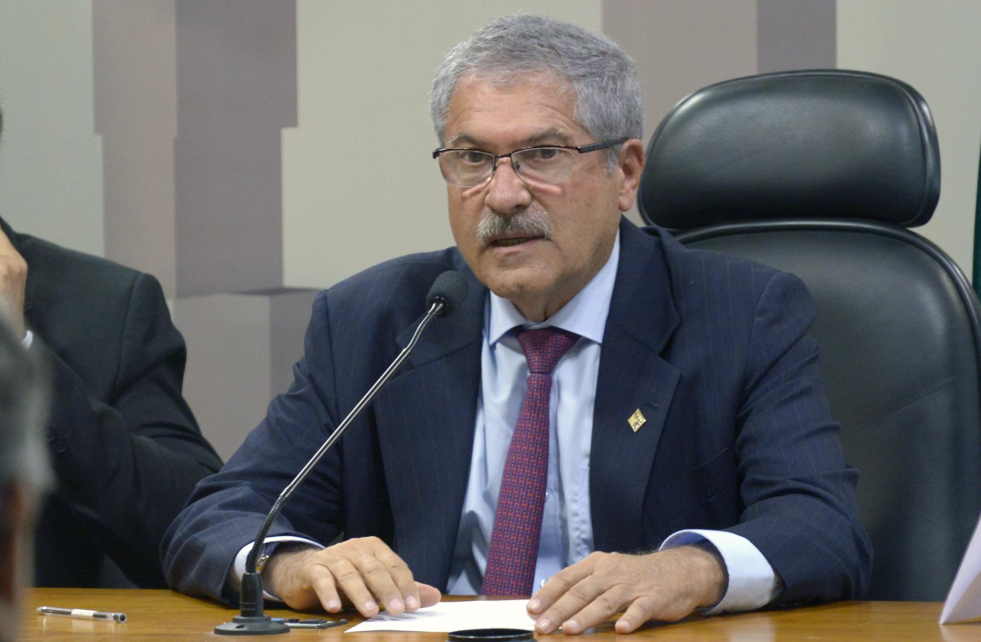 Reunião de instalação. Dep. José Rocha (PR - BA)