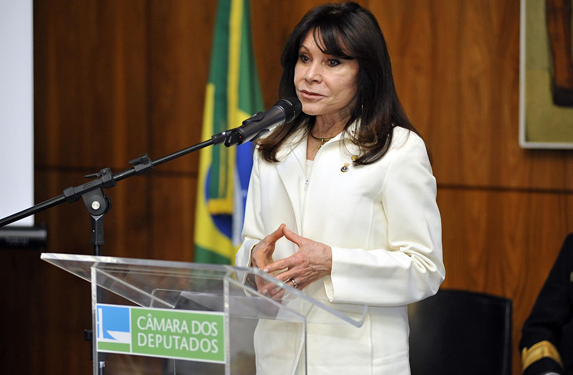 Lançamento da Frente Parlamentar Mista de Apoio ao Programa Antártico Brasileiro e apresentação da