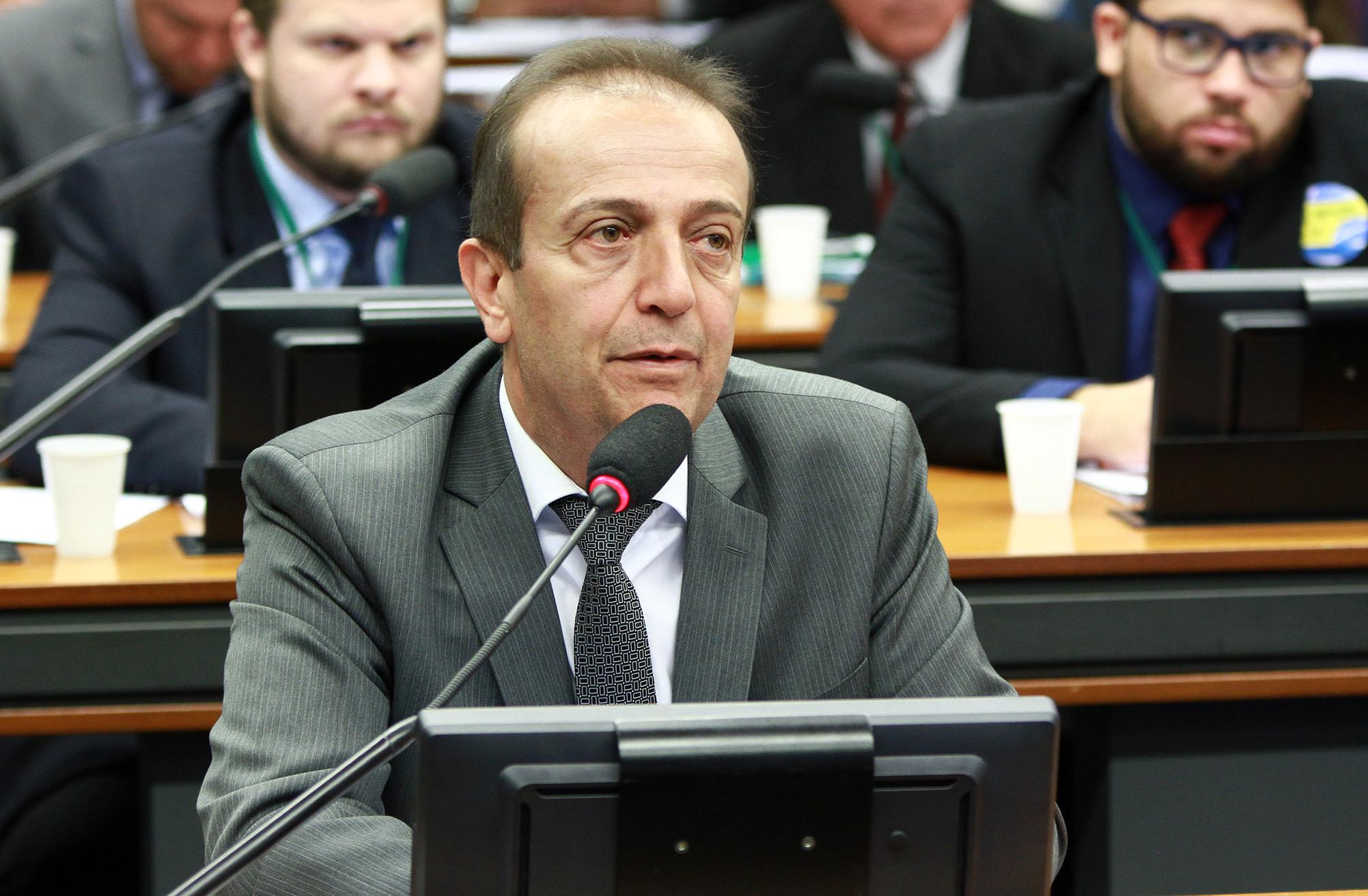 Audiência Pública e Reunião Deliberativa. Dep. Miguel Haddad (PSDB-SP)