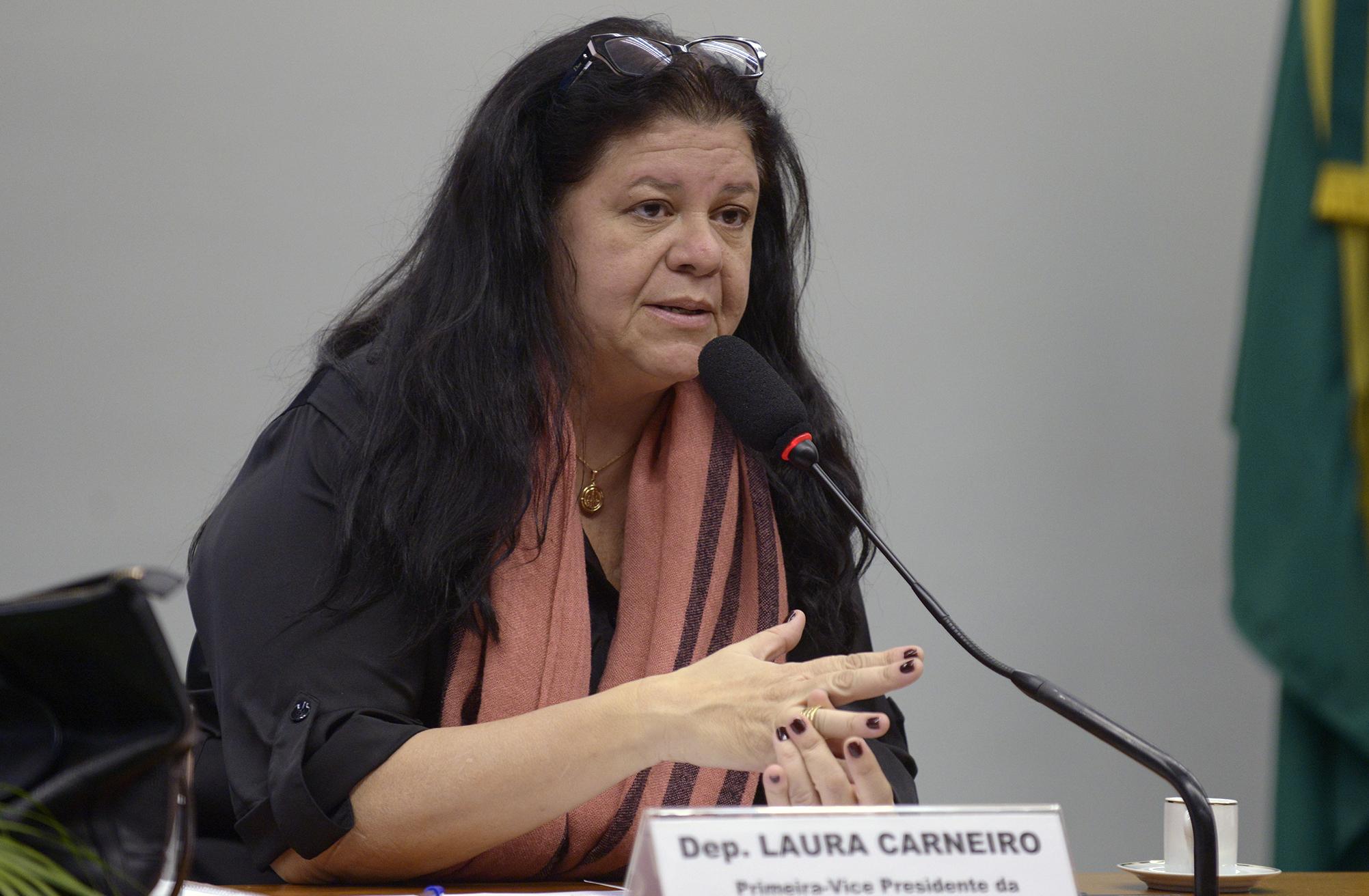 Reunião Ordinária. Dep. Laura Carneiro (PMDB - RJ)