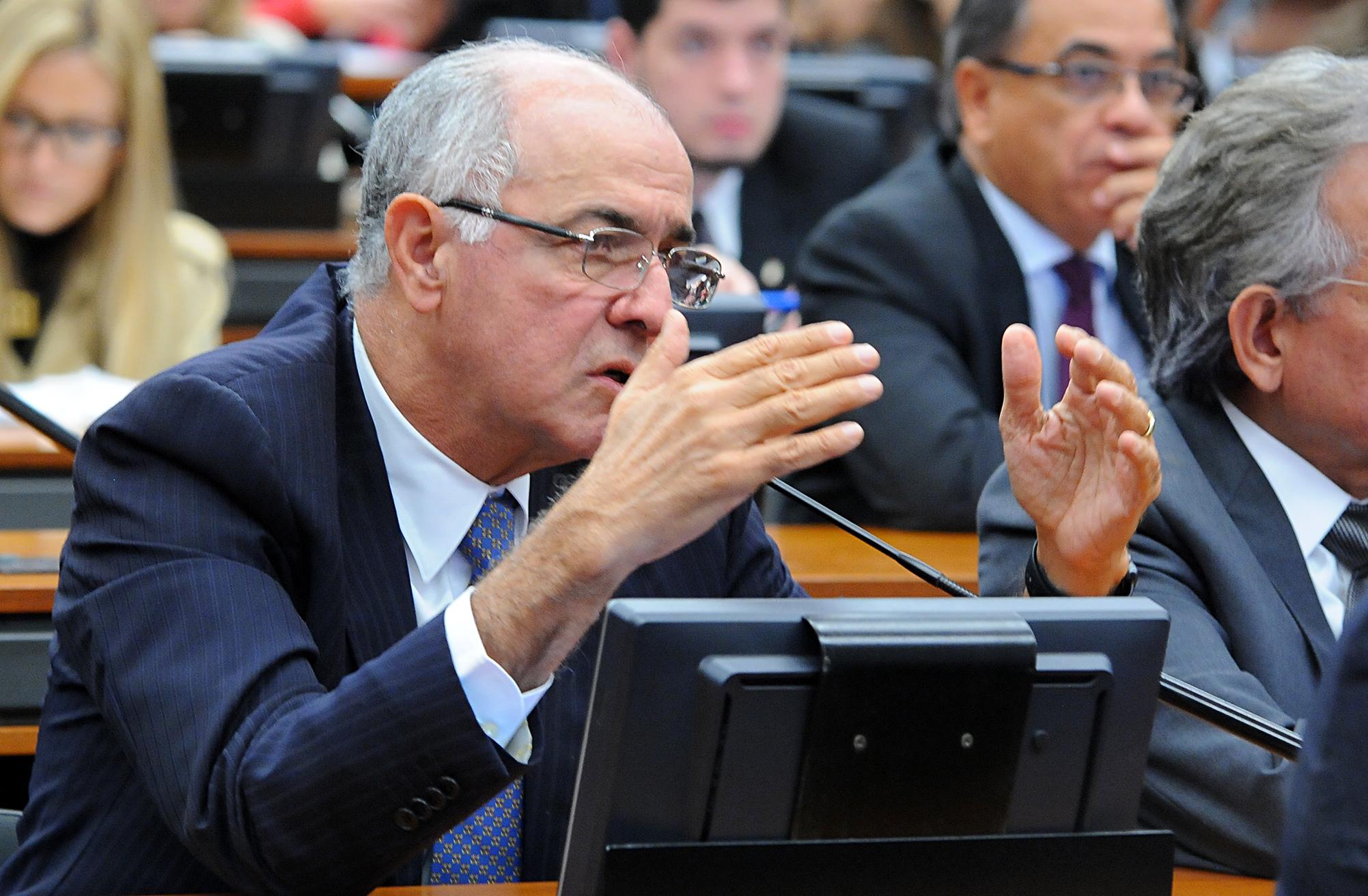 Reunião Ordinária. Dep. José Carlos Aleluia (DEM-BA)