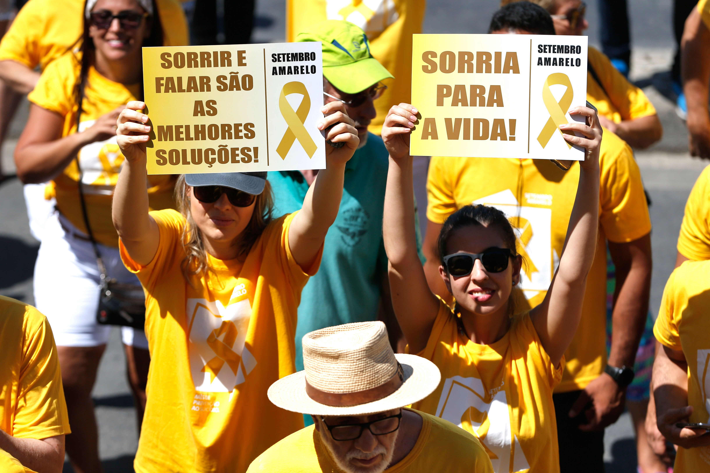 Direitos Humanos - geral - prevenção ao suicídio setembro amarelo psicologia