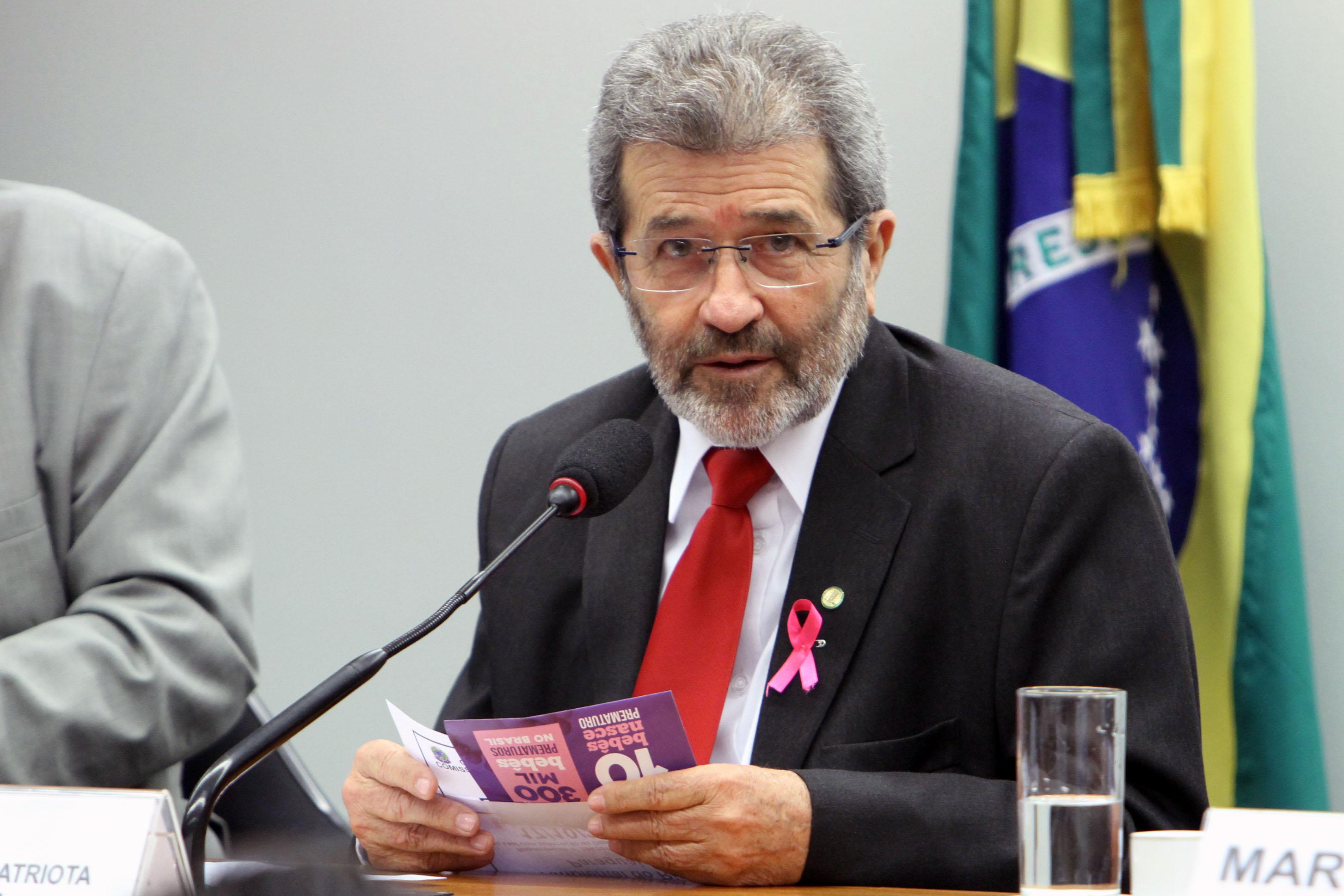 Audiência Pública e Reunião Ordinária. Dep. Gonzaga Patriota (PSB - PE)