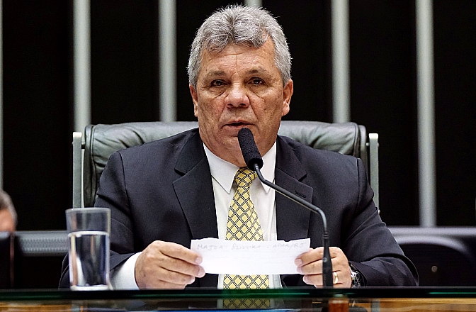 Comissão Geral sobre os assassinato de Policiais Militares e demais Agentes Públicos de Segurança no Brasil. Dep. Alberto Fraga (DEM-DF)