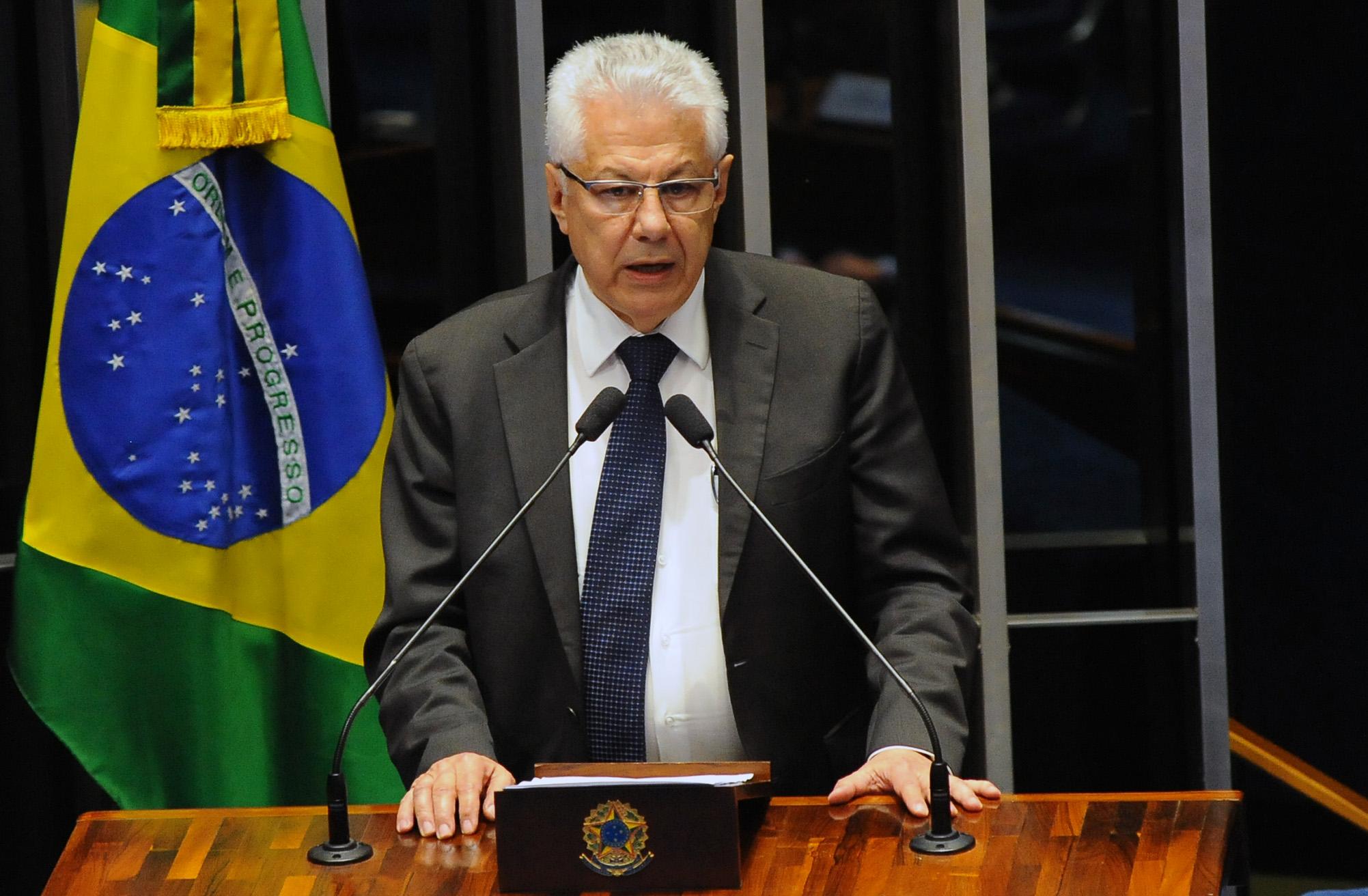 Homenagem póstuma ao ex-reitor da Universidade Federal de Santa Catarina, Luiz Carlos Cancellier de Olivo. Dep. Arlindo Chinaglia (PT - SP)