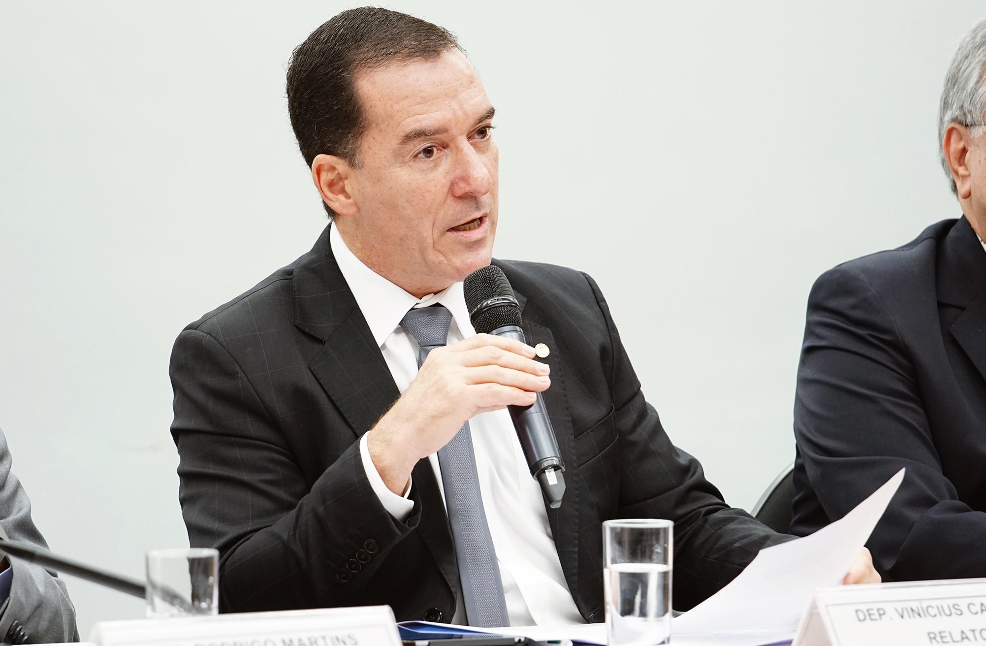 Audiência Pública e Reunião Ordinária. Dep. Vinicius Carvalho (PRB - SP)