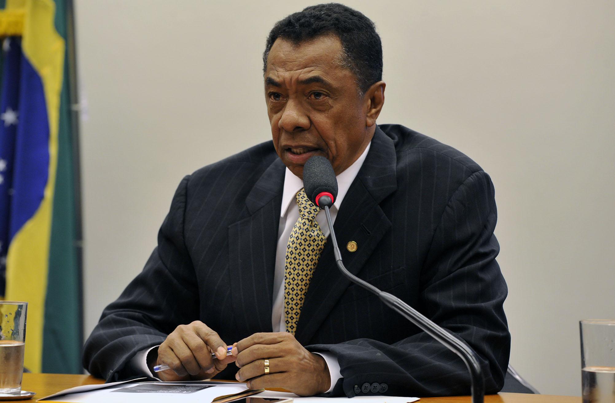 Ato solene de instalação sobre a refundação da Frente Negra Brasileira. Dep. Damião Feliciano (PDT - PB)