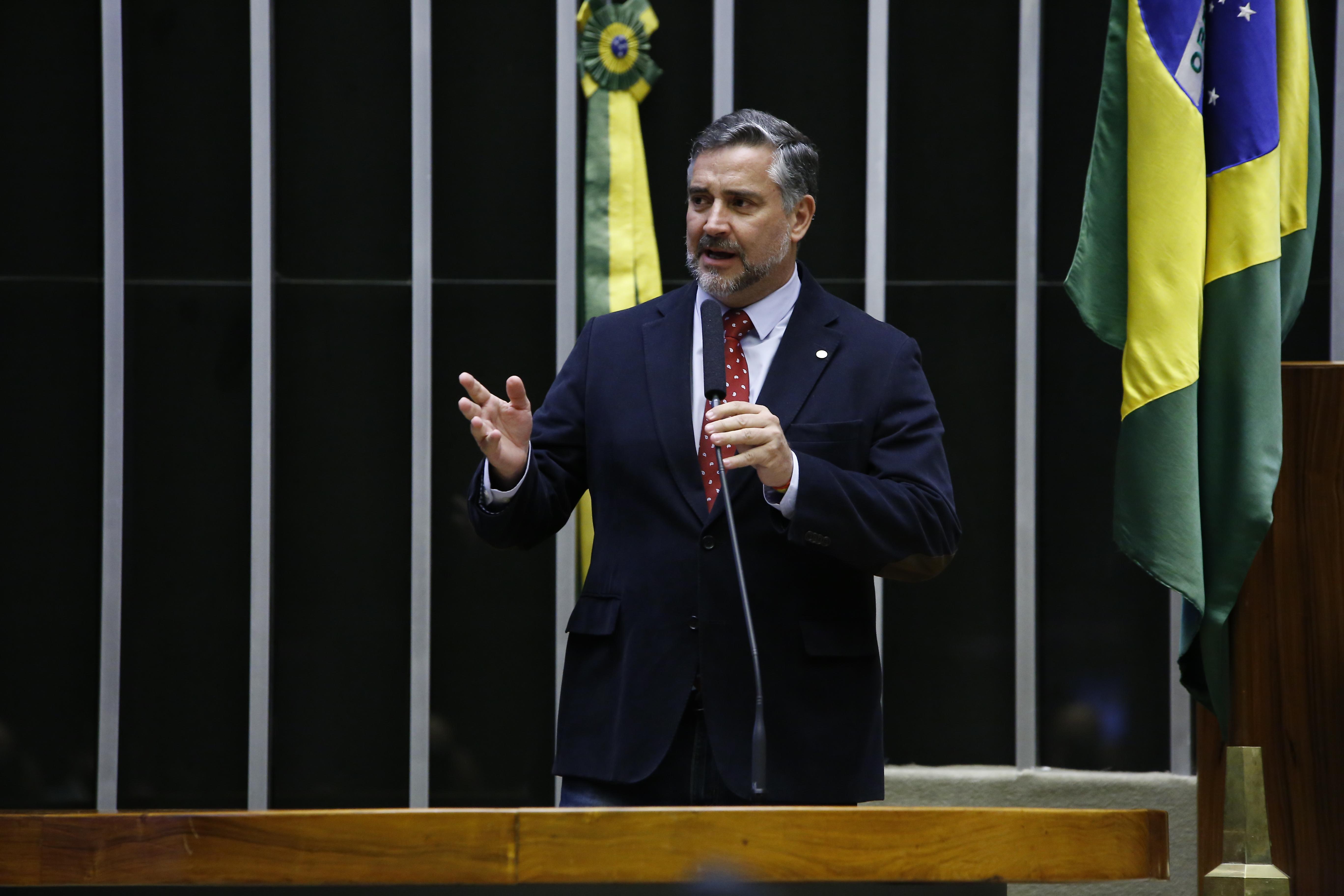 Sessão Extraordinária - Deputado Paulo Pimenta - PT / RS