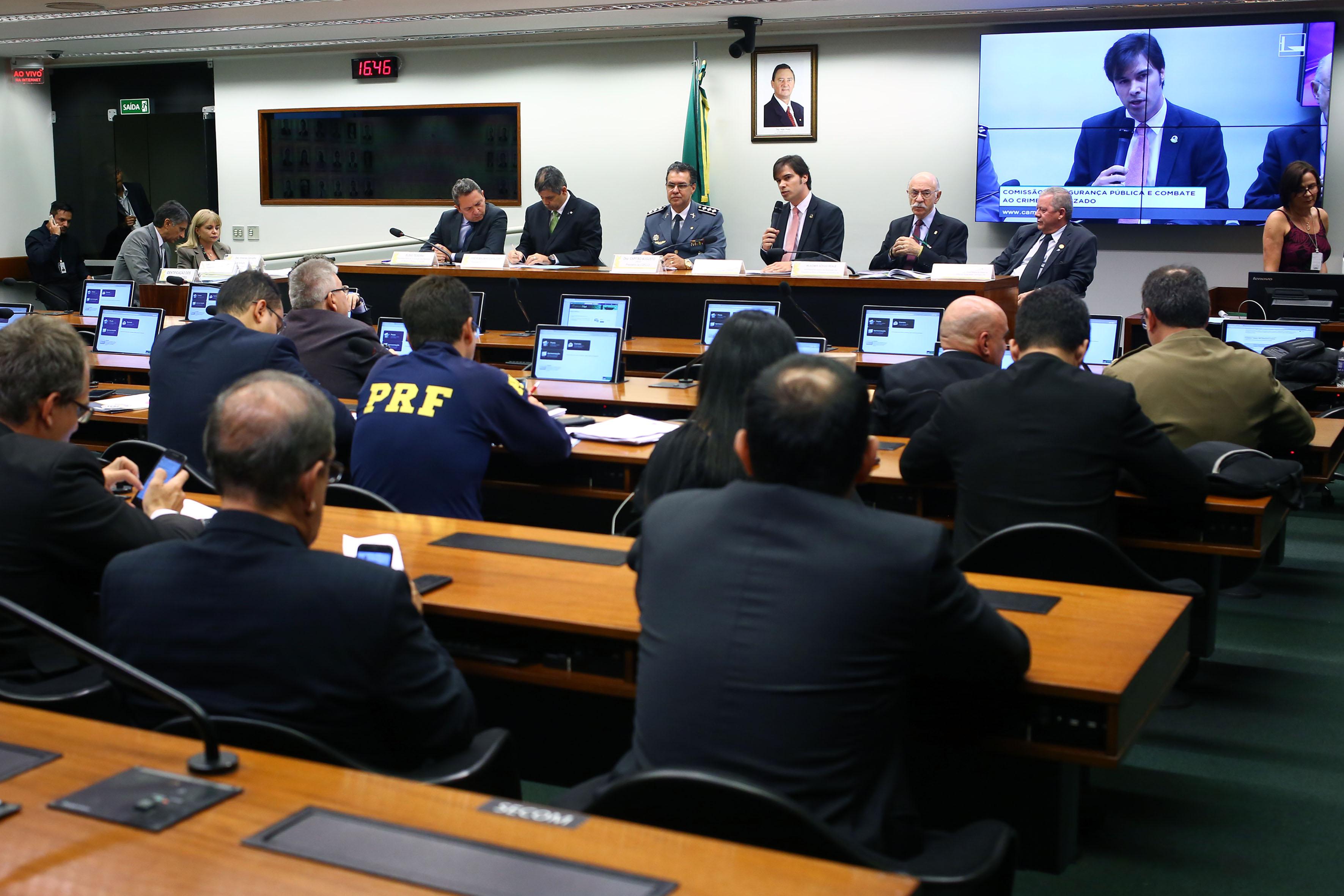 Audiência pública para debater temas referentes à lavratura do Termo Circunstanciado de Ocorrência