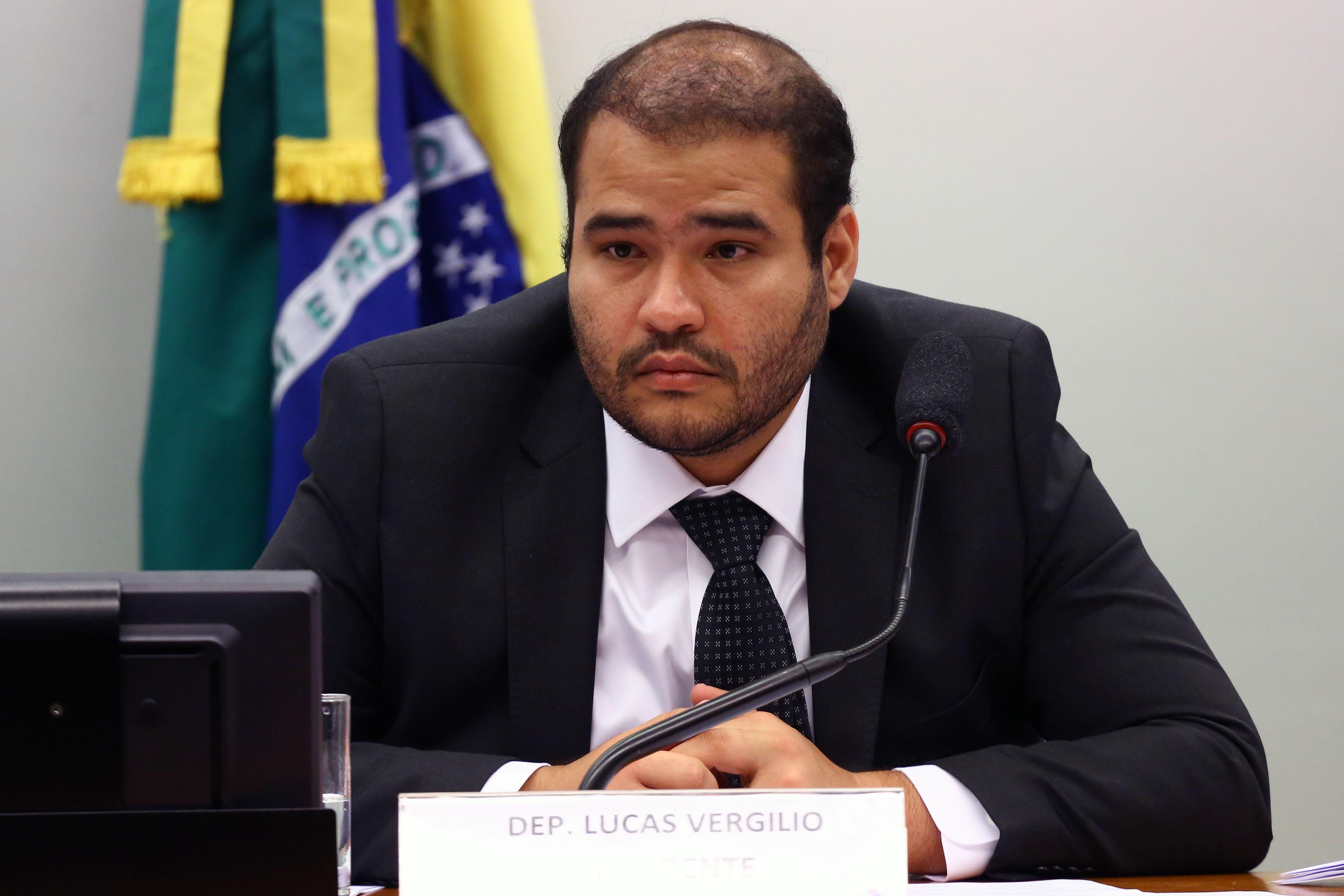 Reunião Ordinária. Dep. Lucas Vergilio (SD - GO)