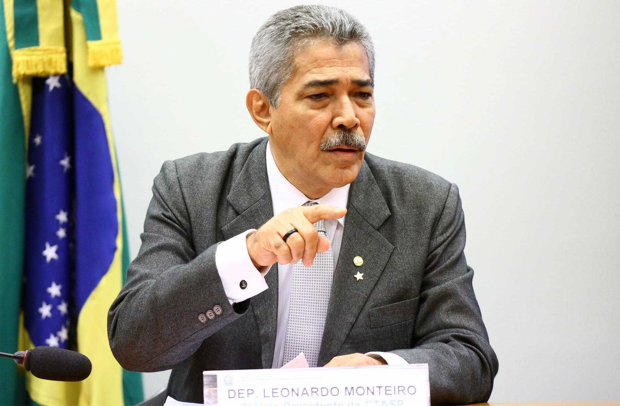 Reunião para esclarecimentos sobre a edição da Portaria nº 1.129, publicada em 16/10/2017, que altera os conceitos que definem o trabalho escravo no Brasil. Dep. Leonardo Monteiro (PT - MG)