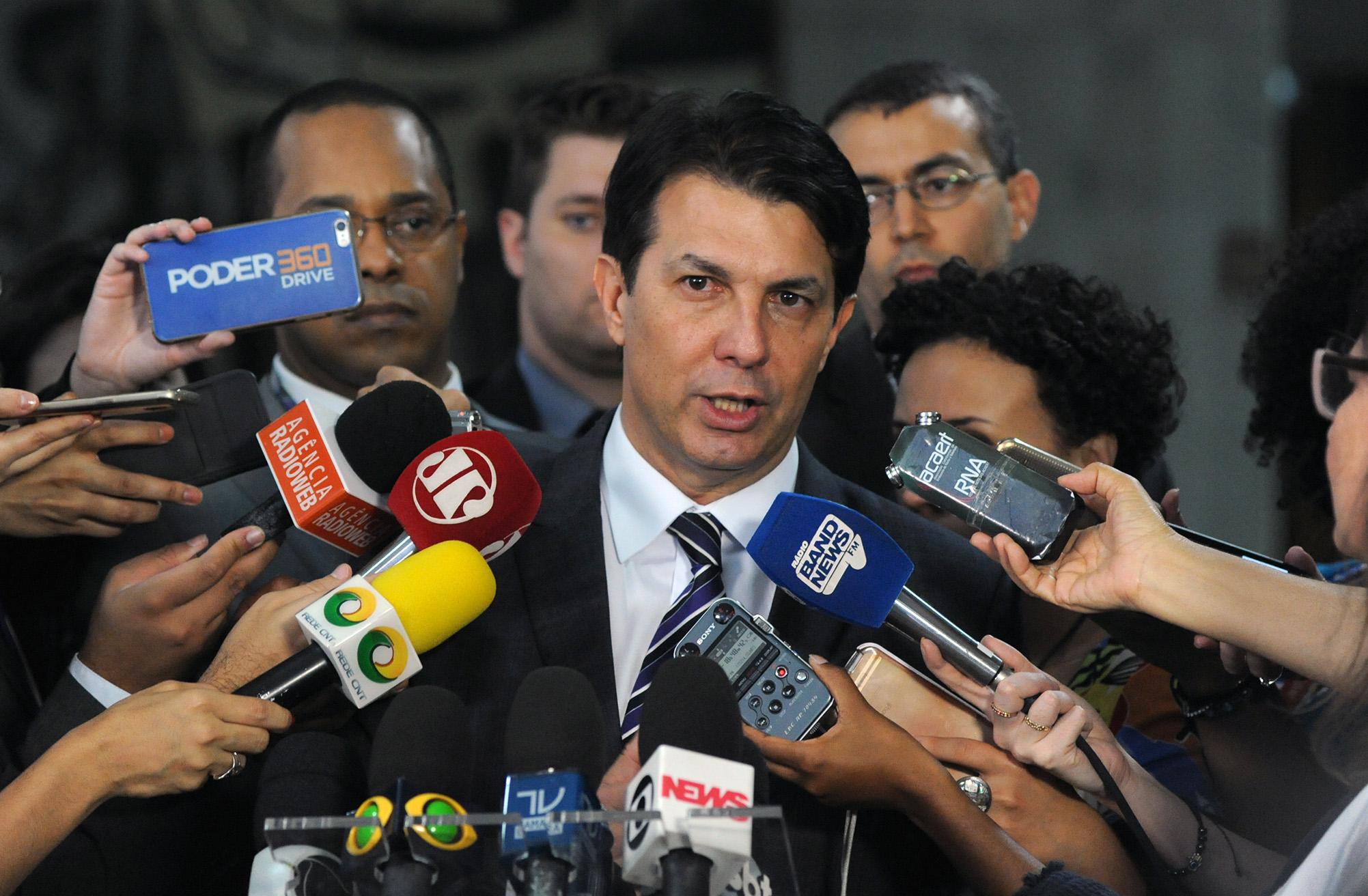 Dep. Arthur Oliveira Maia (PPS-BA) concede entrevista