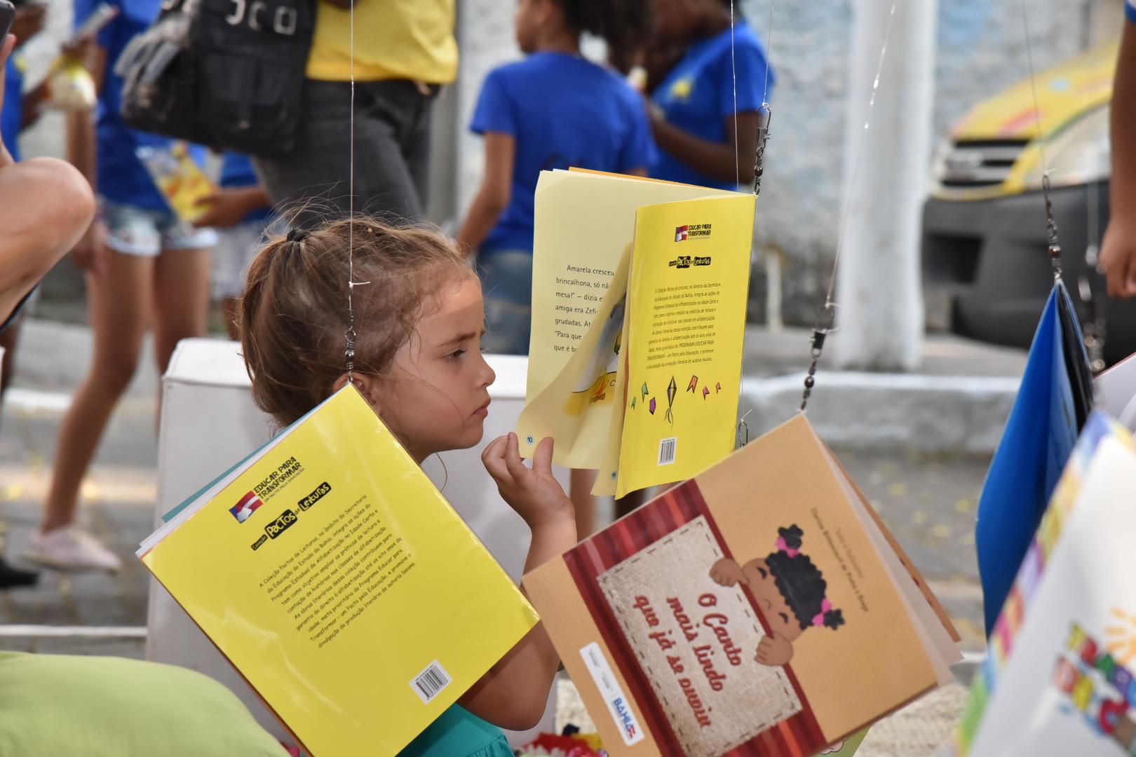 Educação - livros - leitura crianças alfabetização literatura infância
