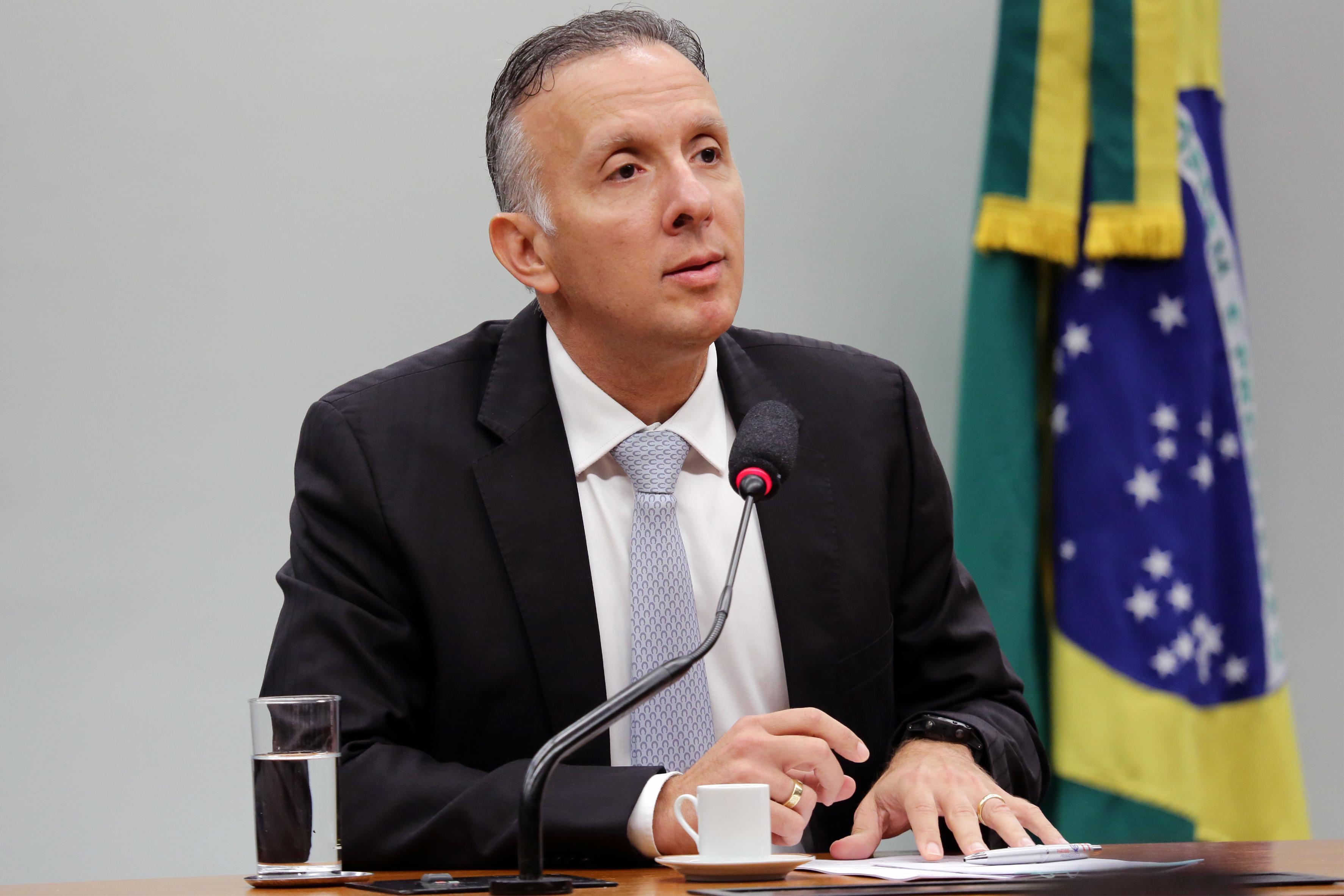 Relator dep. Arthur Oliveira Maia (PPS-BA), apresenta emenda aglutinativa para a Reforma da Previdência. Dep. Aguinaldo Ribeiro (PP - PB)