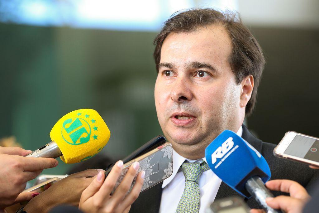 Presidência - Rodrigo Maia