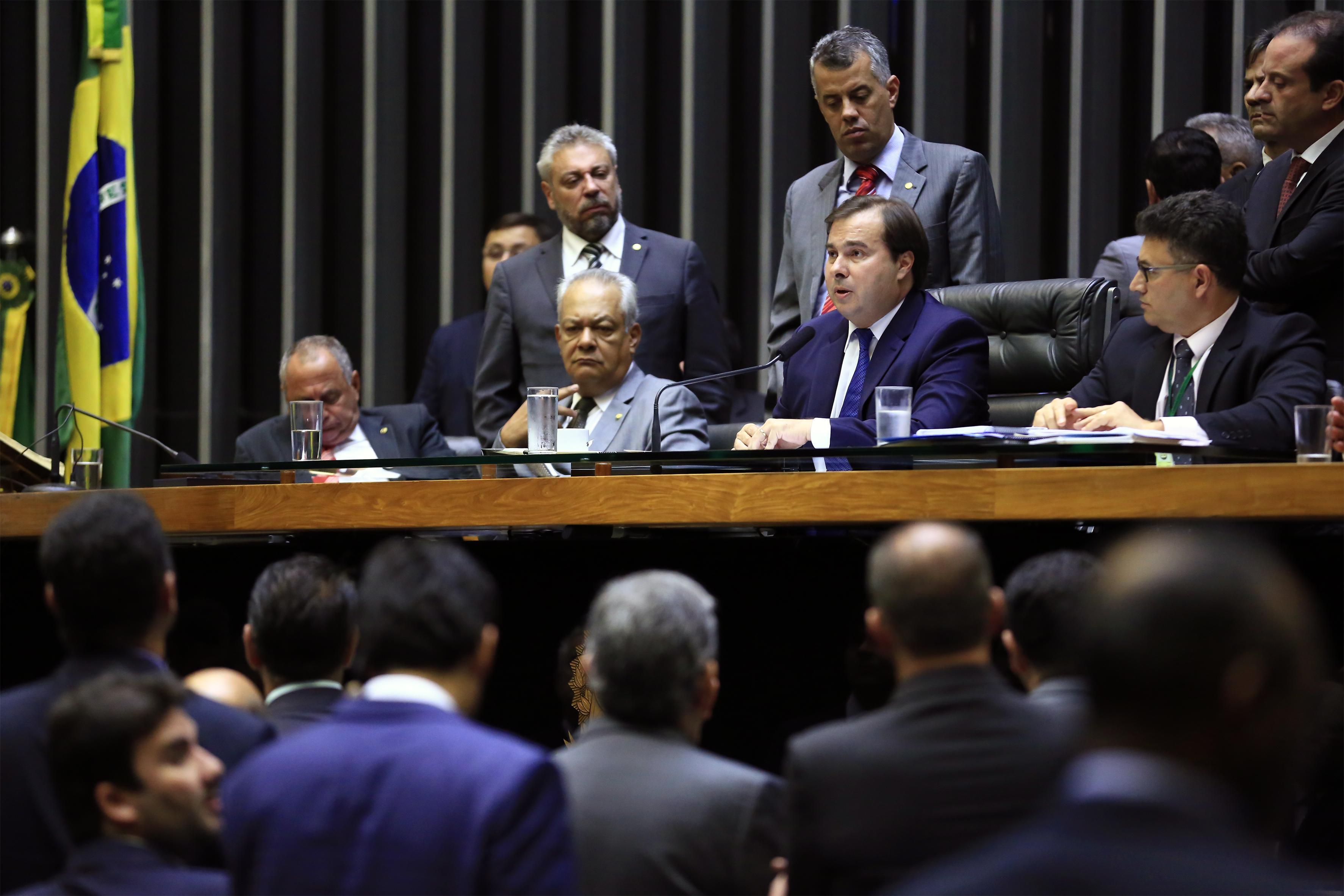 Sessão extraordinária sobre o MSC 80/2018 - do Poder Executivo - (AV 82/2018) - que submete à apreciação do Congresso Nacional o texto do decreto que