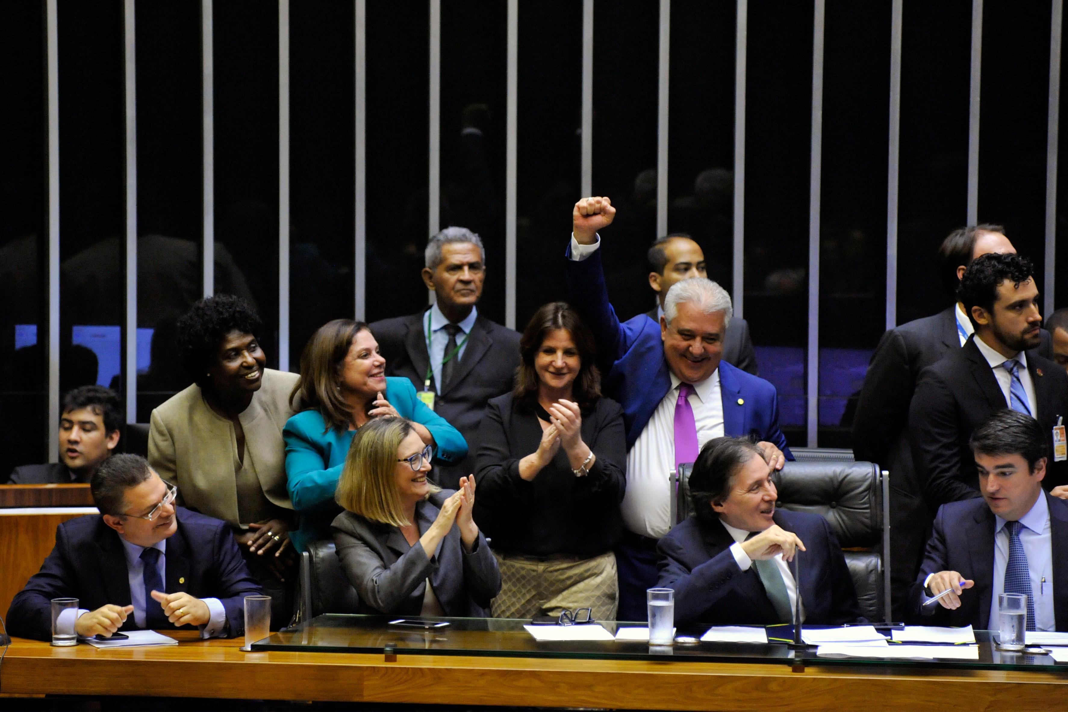 Sessão do Congresso Nacional para deliberação de vetos presidenciais