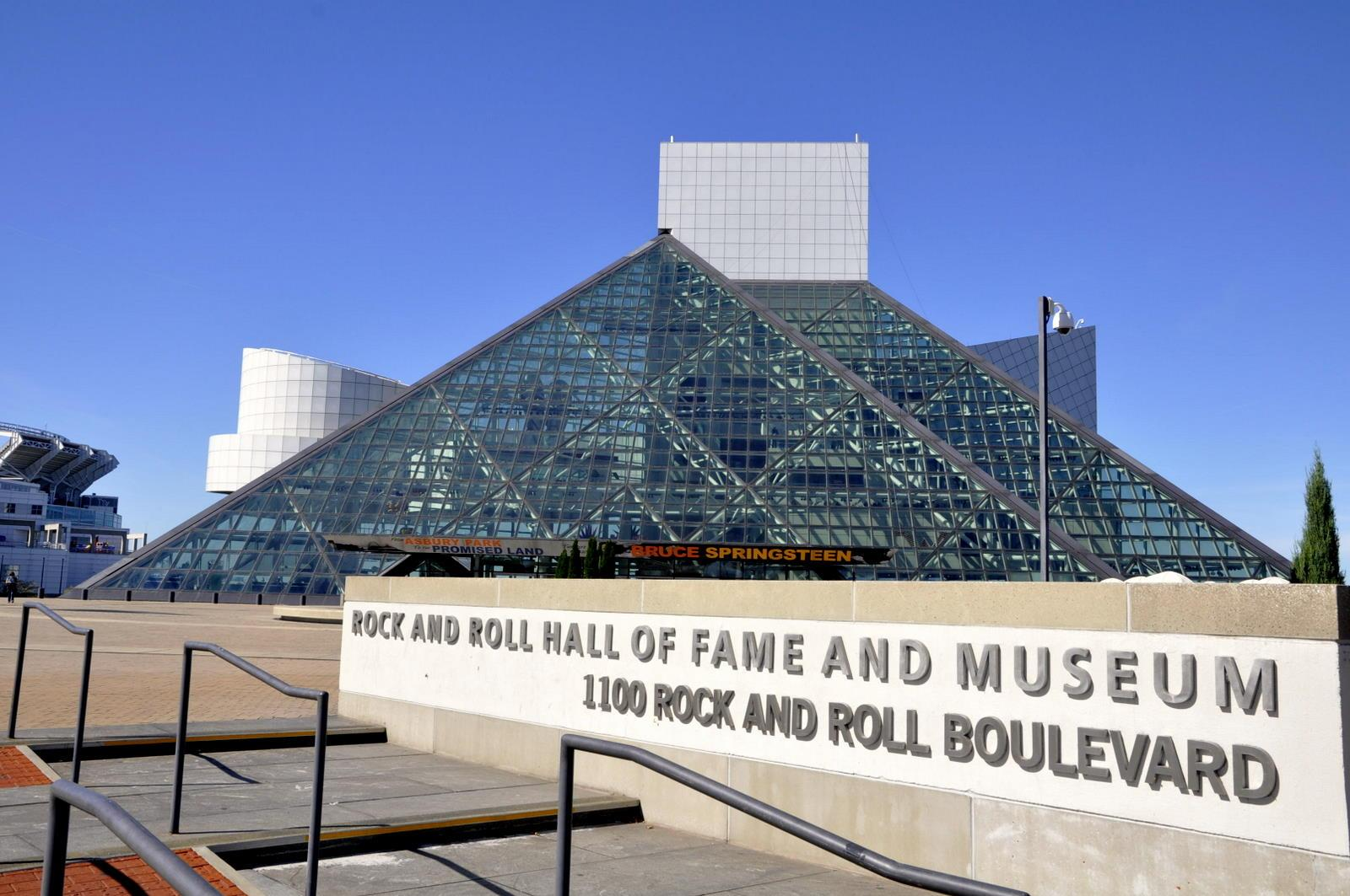 Memória do Rock, 24/02/2018 - Rock and Roll Hall of Fame