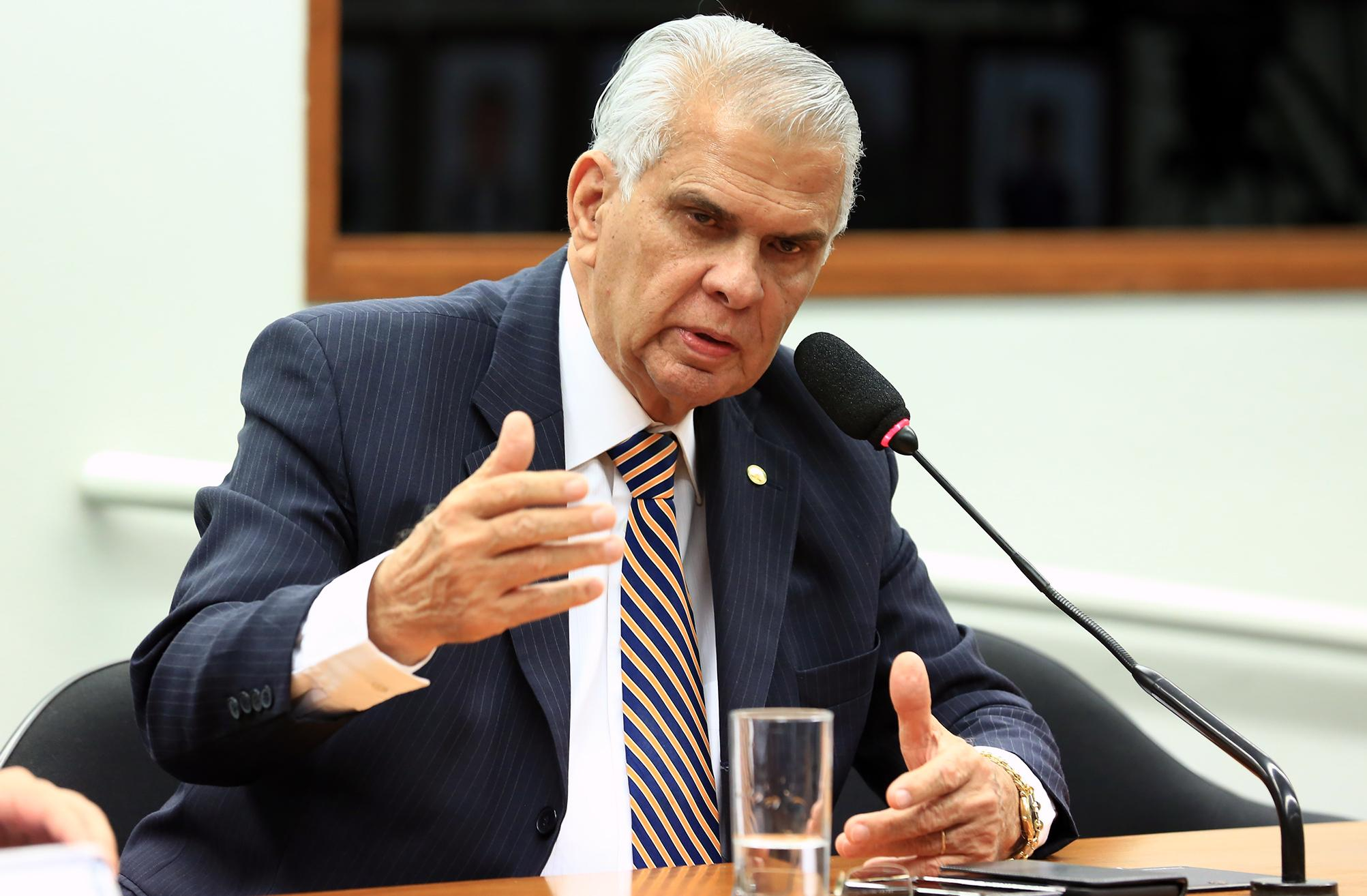 Reunião Ordinária. Dep. José Carlos Araújo (PR - BA)