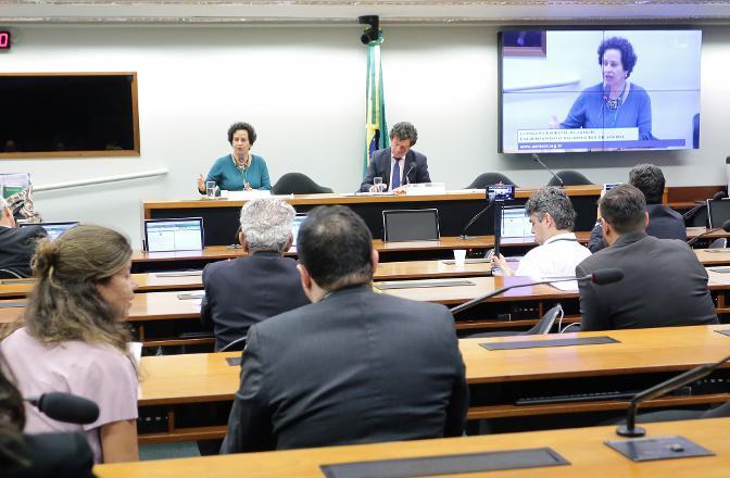Audiência Pública sobre o PL 2438/15 - Plano Nacional de Enfrentamento ao Homicídio de Jovens