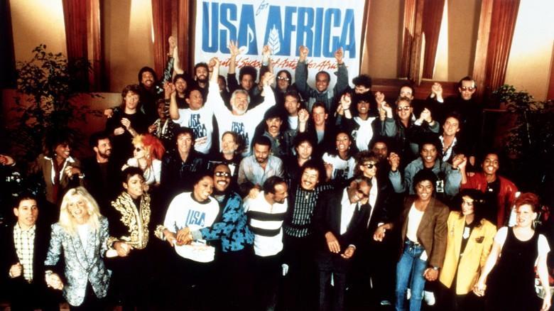 Memória do Rock, 10/03/2018 - USA for África