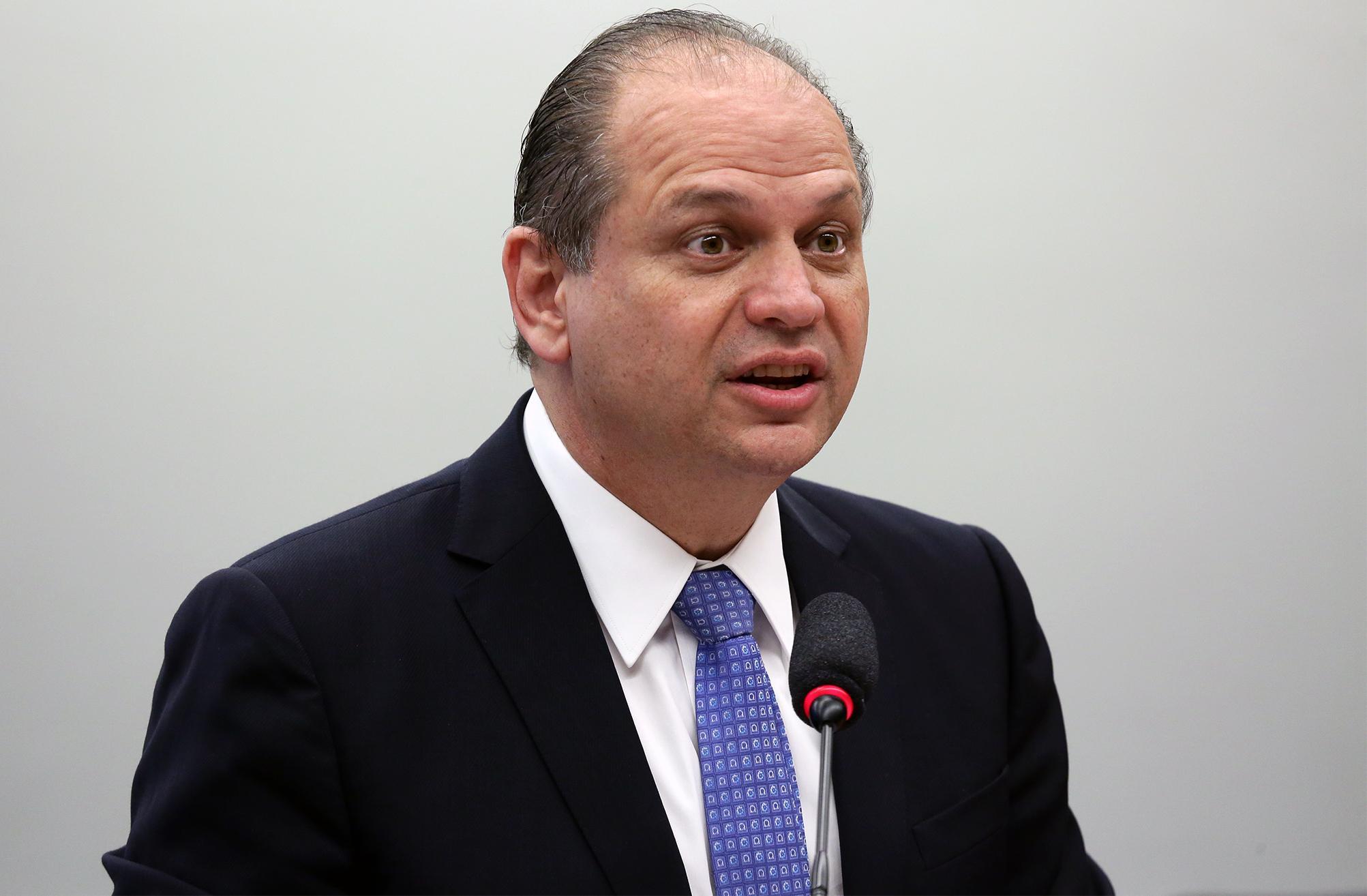 Audiência pública sobre o relatório quadrimestral de prestação de contas do gestor federal do SUS, referentes ao 2º e 3º Quadrimestre de 2017, em atendimento ao disposto no art. 36 da Lei Complementar nº 141/2012. Ministro da Saúde, Ricardo Barros
