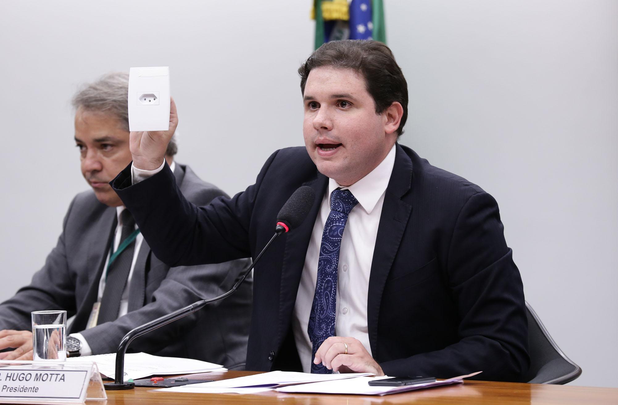Reunião Ordinária. Dep. Hugo Motta (PMDB - PB)