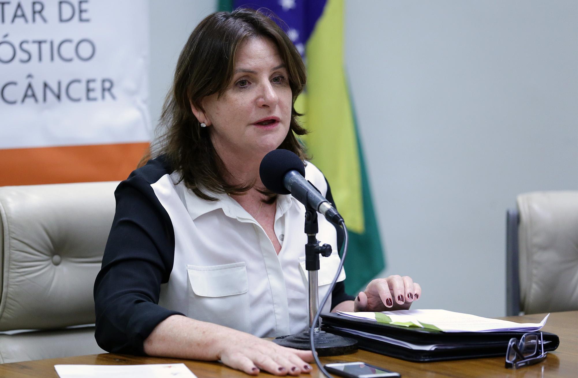 Seminário: Câncer de Intestino - prevenção, diagnóstico e tratamento no Brasil. Dep. Carmen Zanotto (PPS - SC)