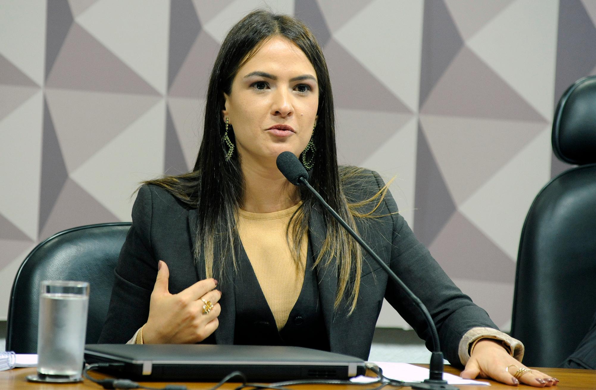 Instalação e Eleição de Presidente e de Vice-Presidente. Dep. Bruna Furlan (PSDB - SP)