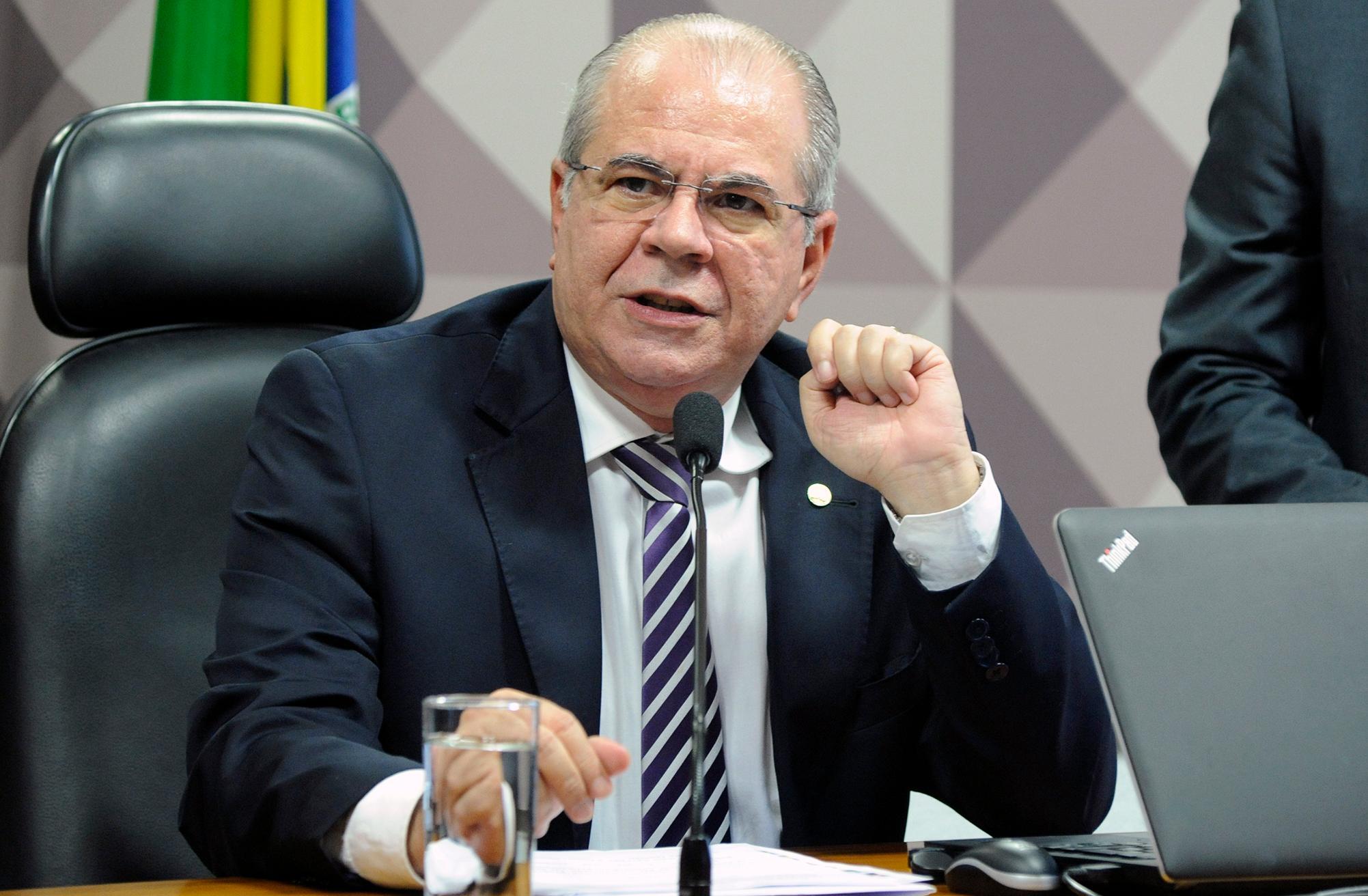 Instalação e Eleição de Presidente e de Vice-Presidente. Dep. Hildo Rocha (PMDB - MA)