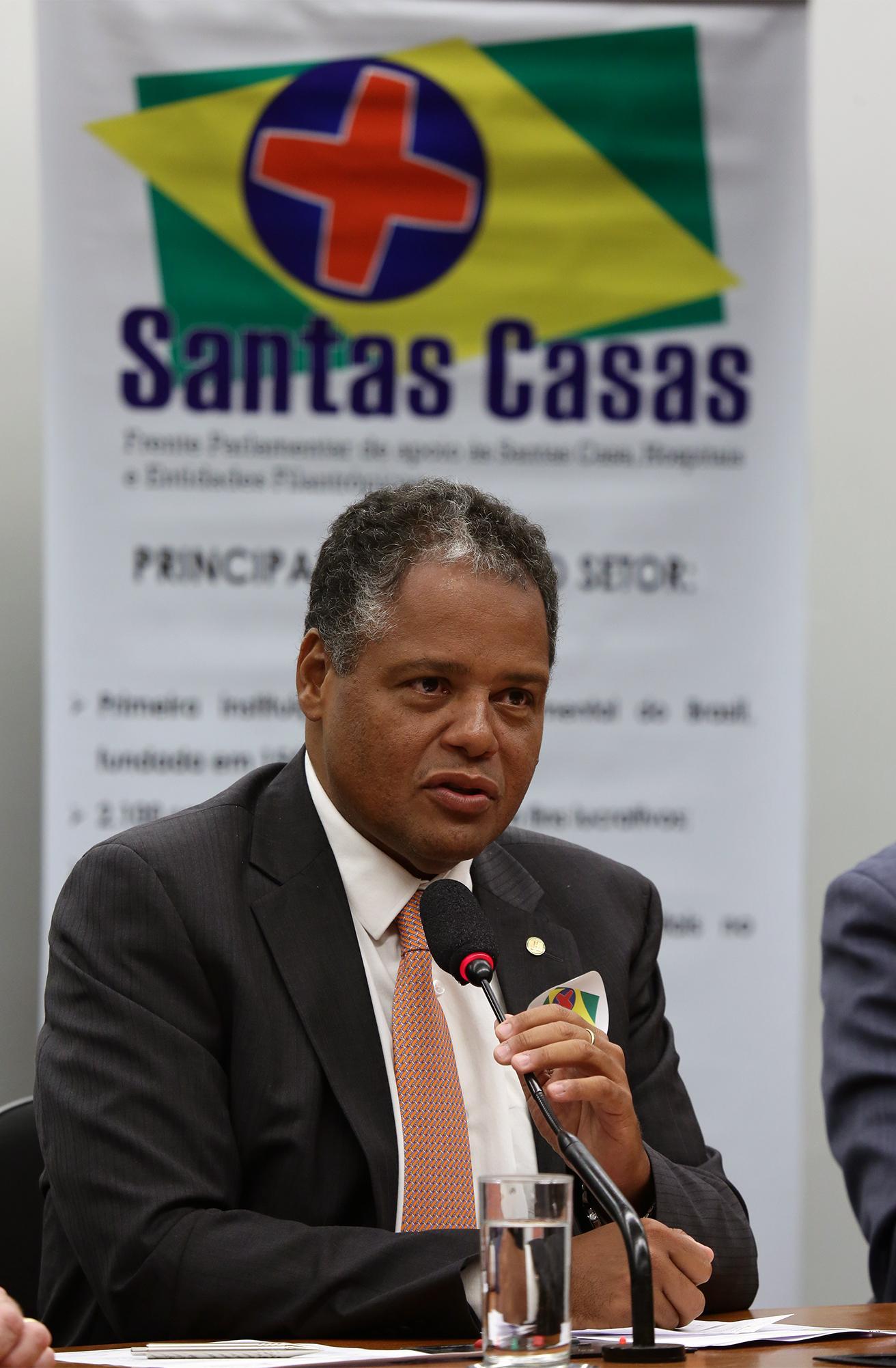 Reunião. Dep. Antonio Brito (PSD - BA)