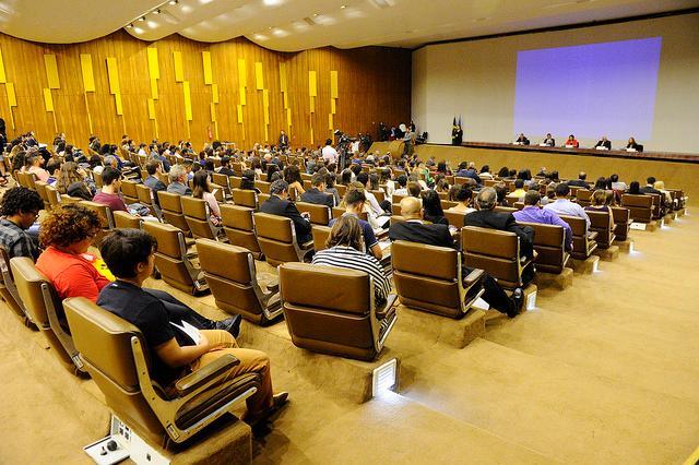 Aula Magna do curso de pós-graduação Justiça Social, Criminalidade e Direitos Humanos - Universidade da ONU - Cefor ILB TCU