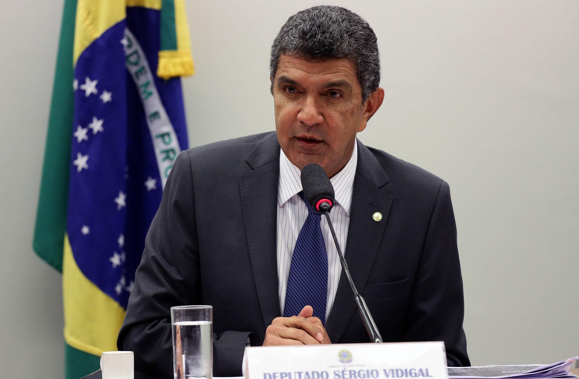 Audiência pública para avaliar a atual situação da Educação Básica no Brasil e suas perspectivas para os próximos anos. Dep. Sergio Vidigal (PDT - ES)