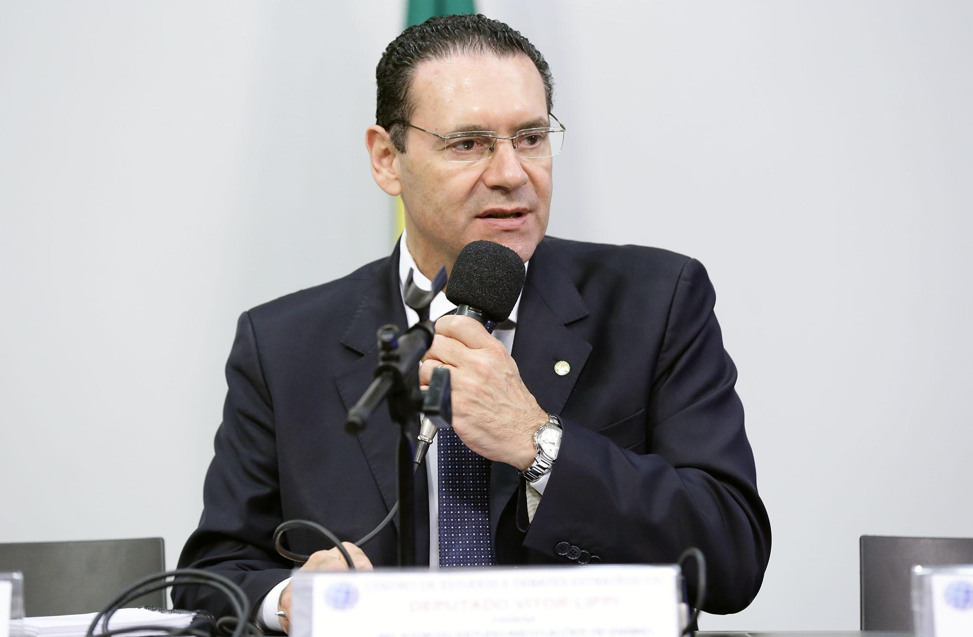 Seminário Internacional Instituições de Ensino Superior e Desenvolvimento Regional: Parcerias, Iniciativas e Perspectivas. Dep. Vitor Lippi (PSDB - SP)