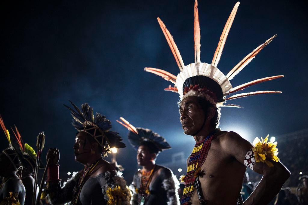Direitos Humanos - índio - indígenas