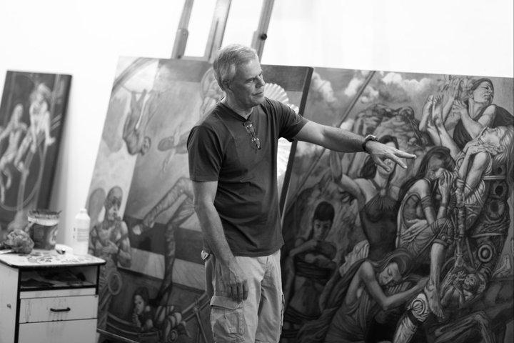 Trilha das Artes, 28/04/2018 - Sergio Rizo
