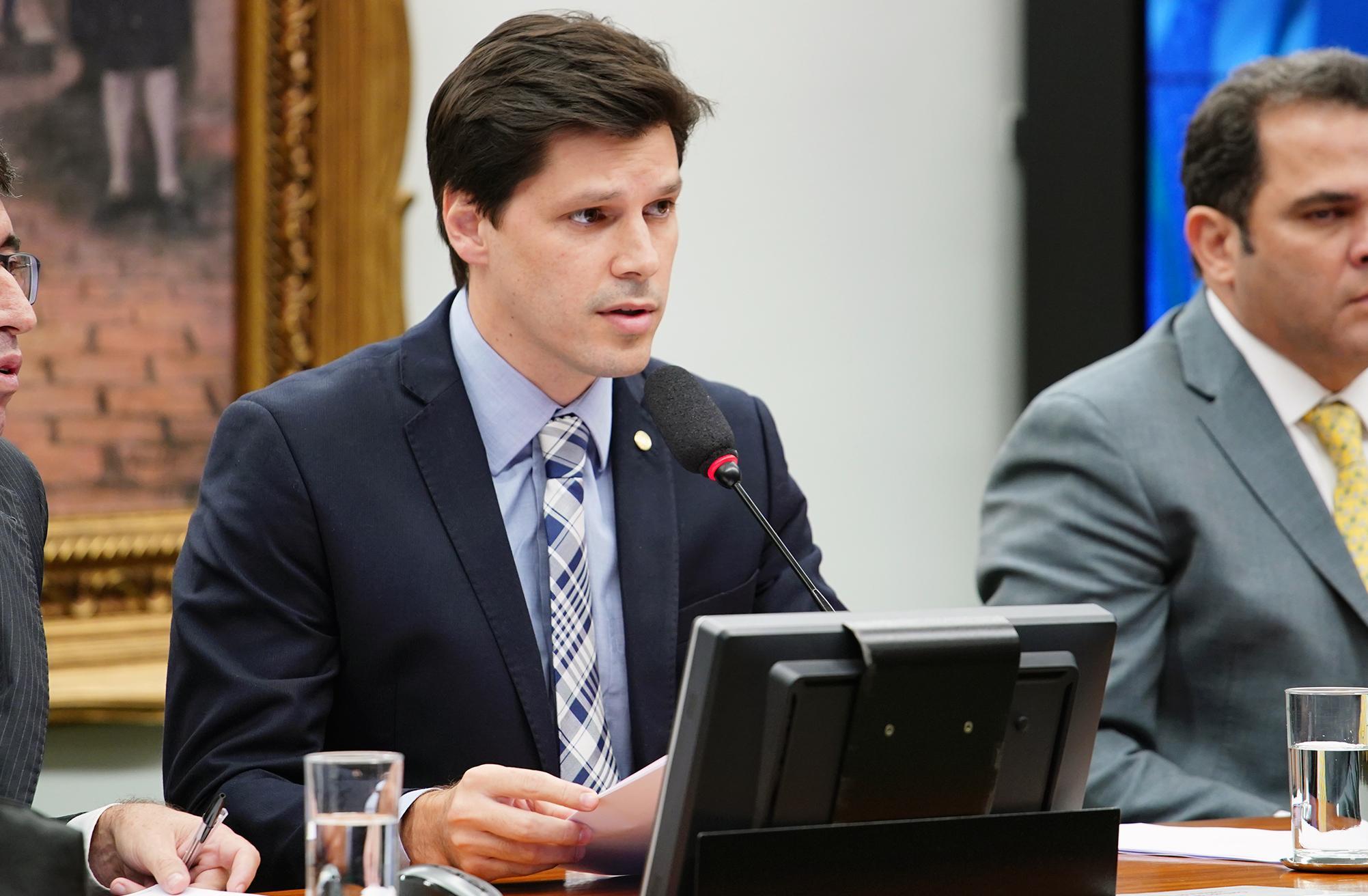 Reunião Ordinária. Dep. Daniel Vilela (PMDB - GO)