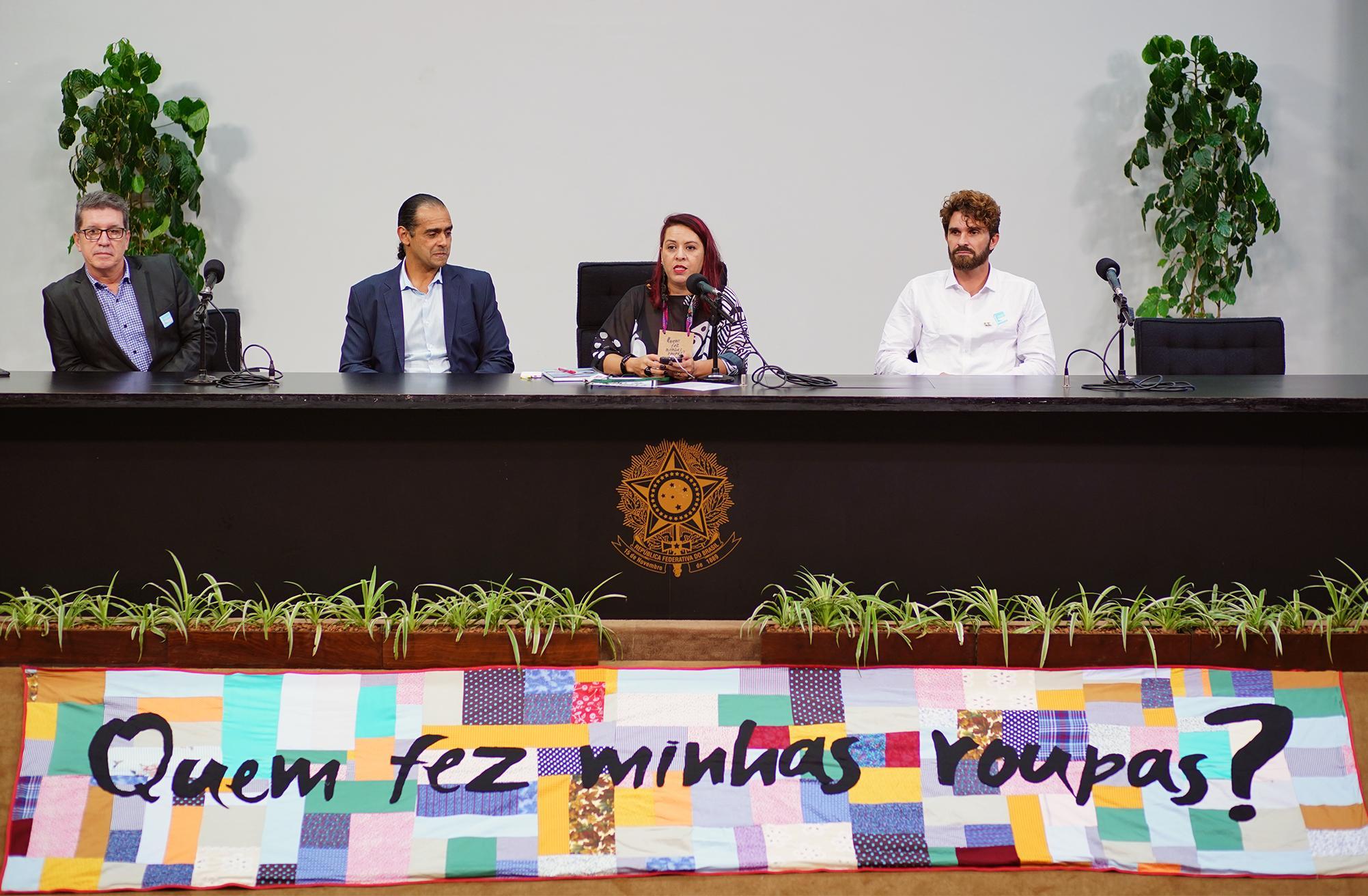 Seminário Perspectivas para a Moda Consciente no Brasil