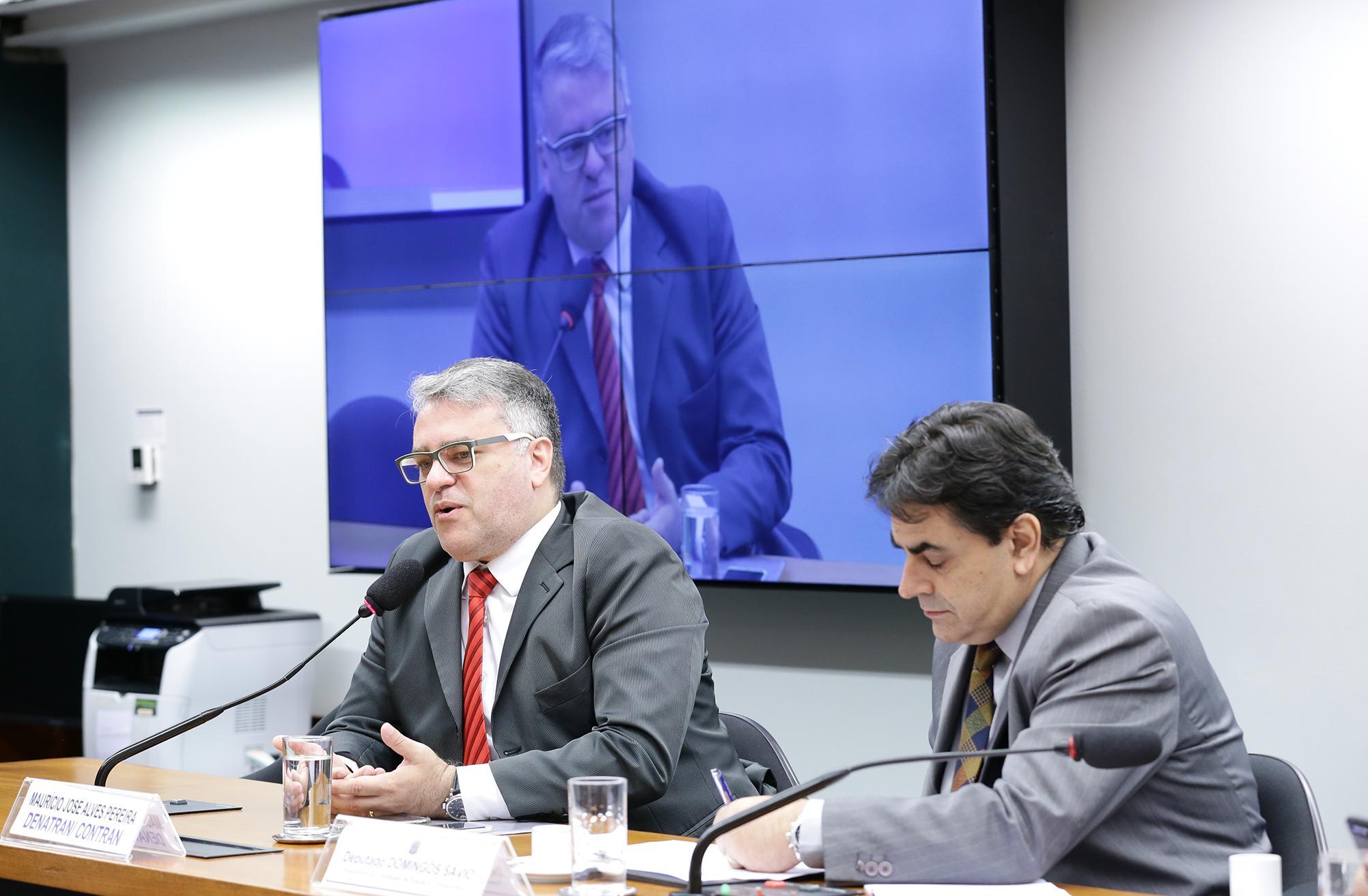 Audiência Pública sobre a implantação, no Brasil, da Patente MERCOSUL de que tratam a Resolução GMC nº 33/14 e a Resolução CONTRAN nº 729/2018