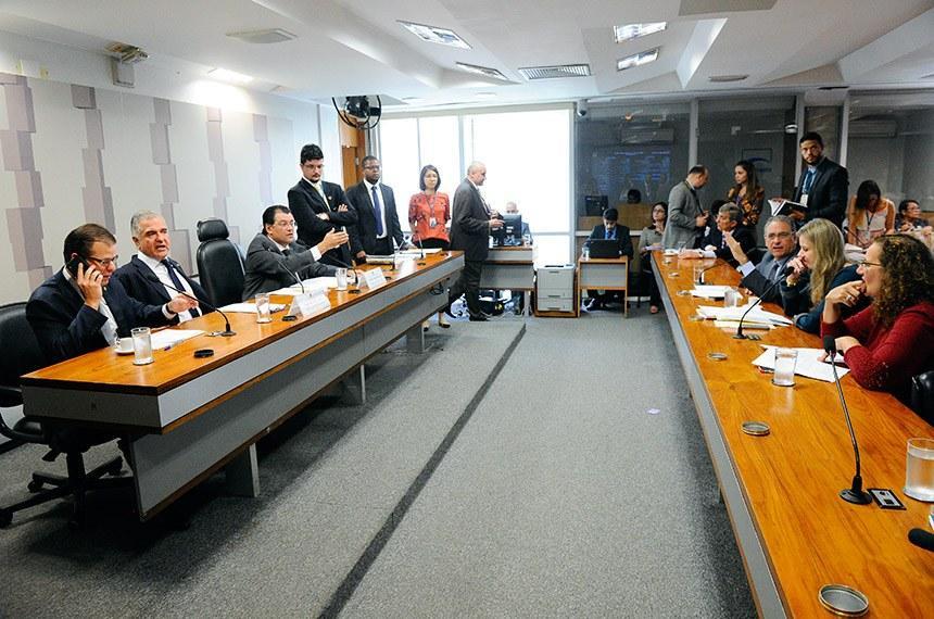 Reunião comissão mista MP 814/17 - privatização da Eletrobras